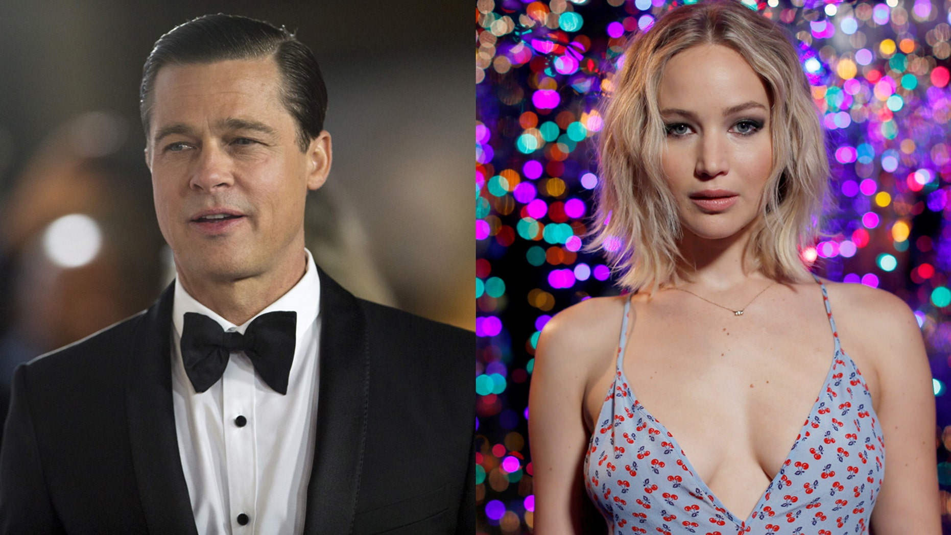 Brad Pitt and Jennifer Lawrence are rumored to be a new A-list couple according to several reports.