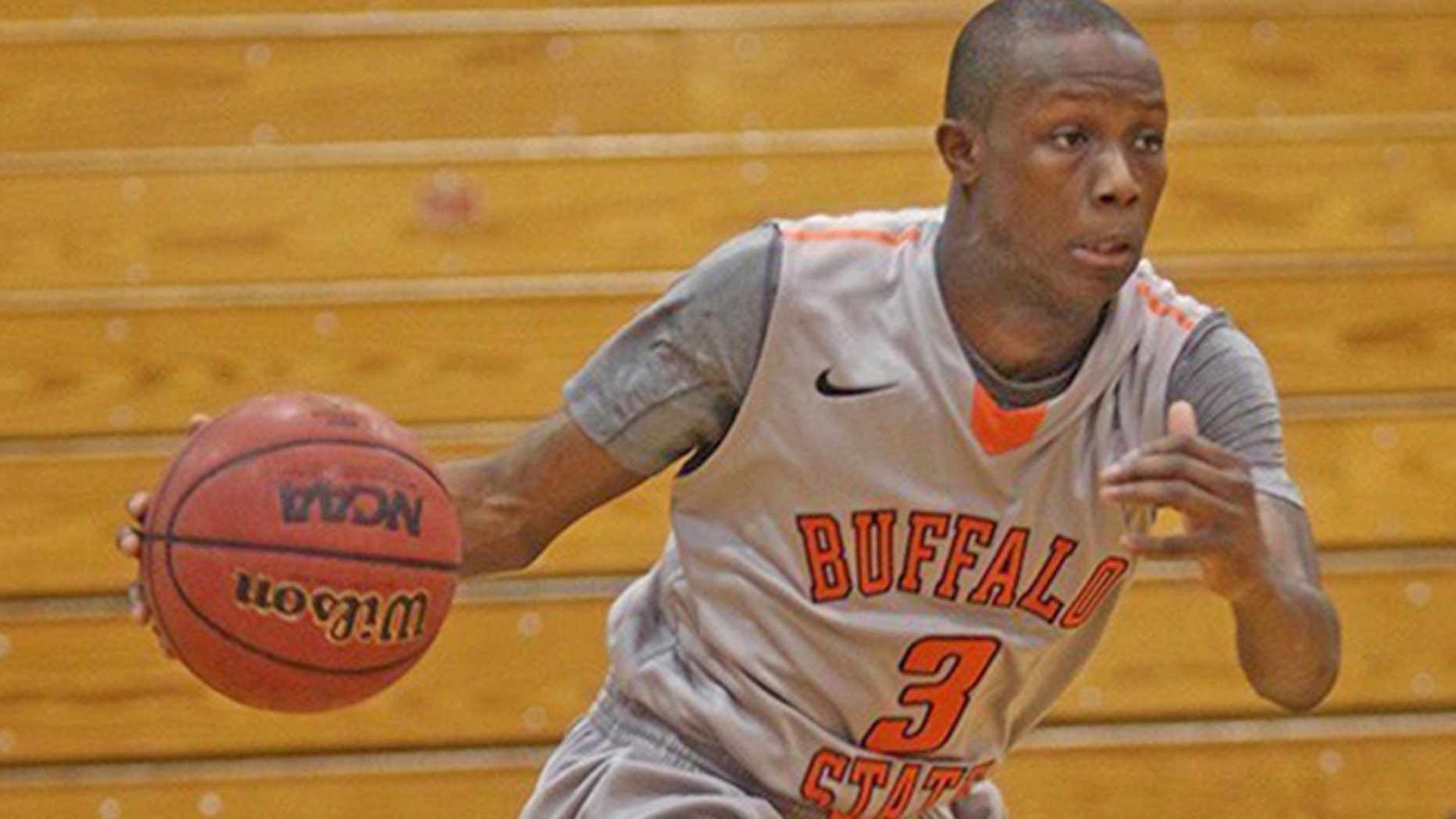 Buffalo State College student Bradley Doyley died Thursday, Feb. 18, 2016 after falling il. (Buffalo State College)