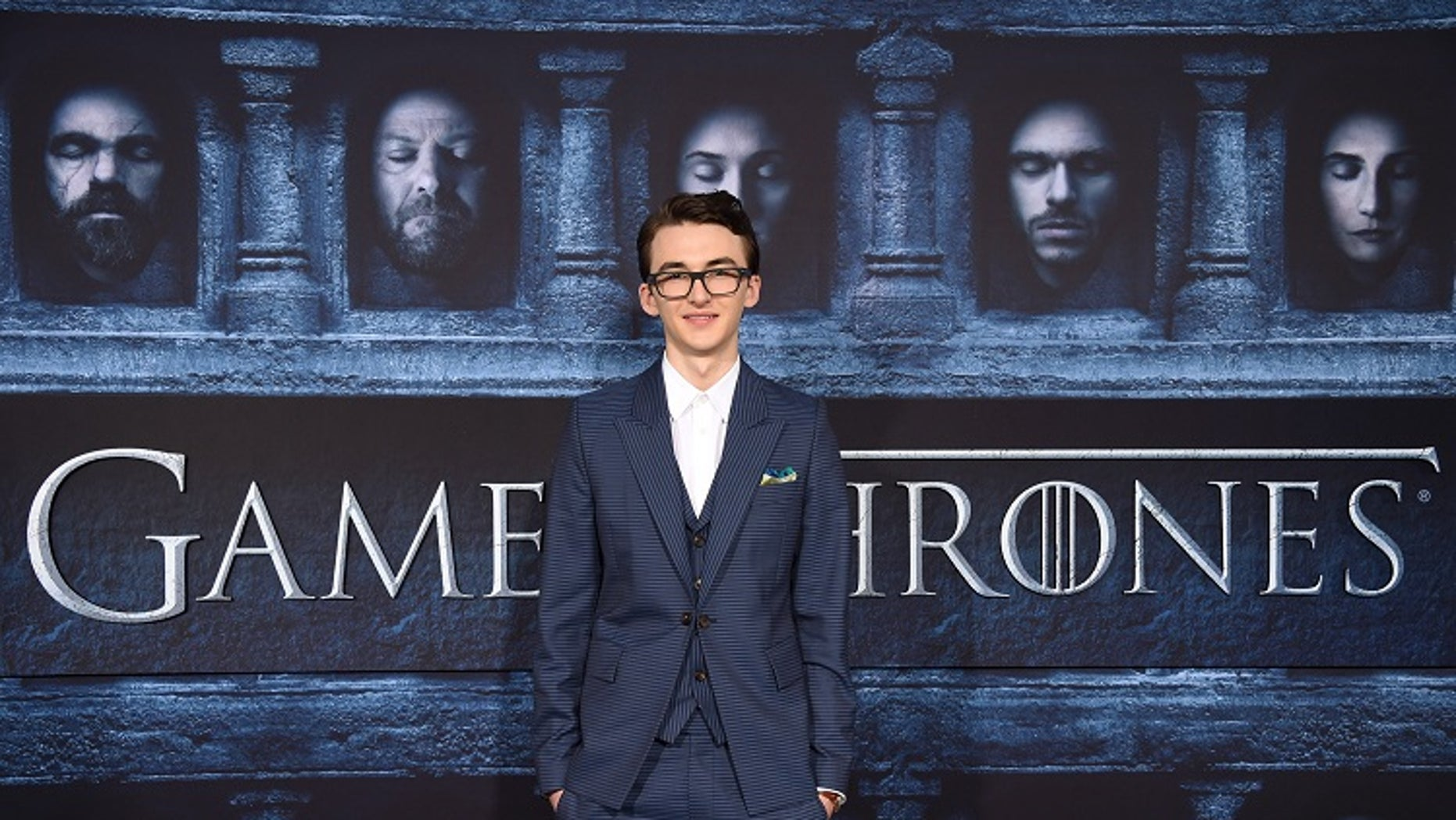 """""""Game of Thrones"""" character Bran Stark reunited with his sister after a long journey away during Sunday's episode and Twitter reacted."""