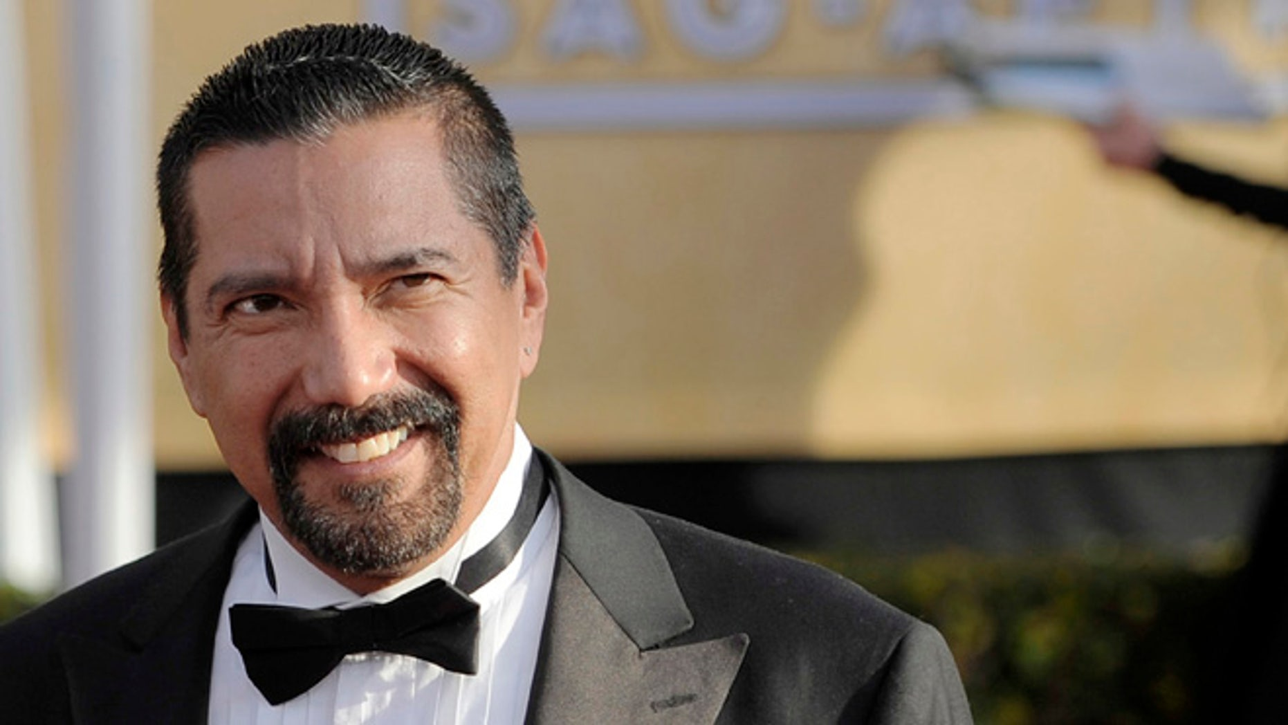 Jan. 27, 2013: Breaking Bad actor Steven Michael Quezada at the 19th annual Screen Actors Guild Awards.