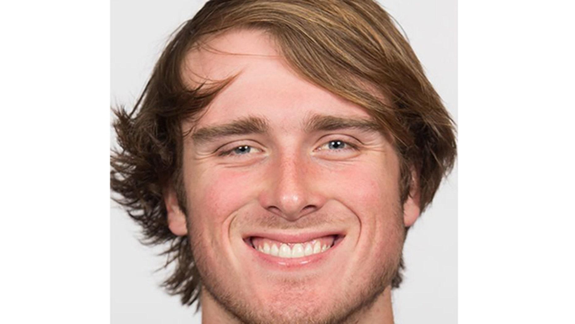 Quarterback Breck Ruddick. (Missouri State University)