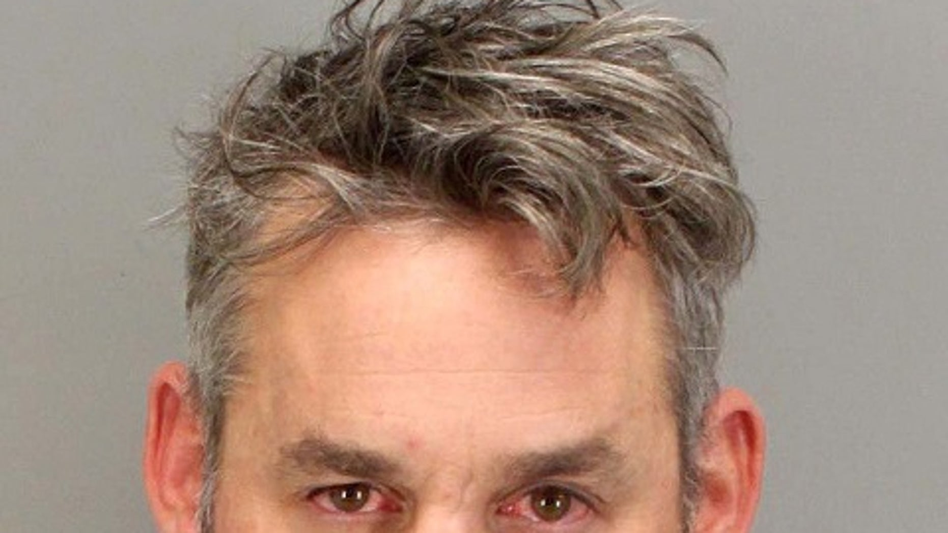 Nicholas Brendon was arrested for domestic violence on Oct. 11, 2017 in Palm Springs, Calif.