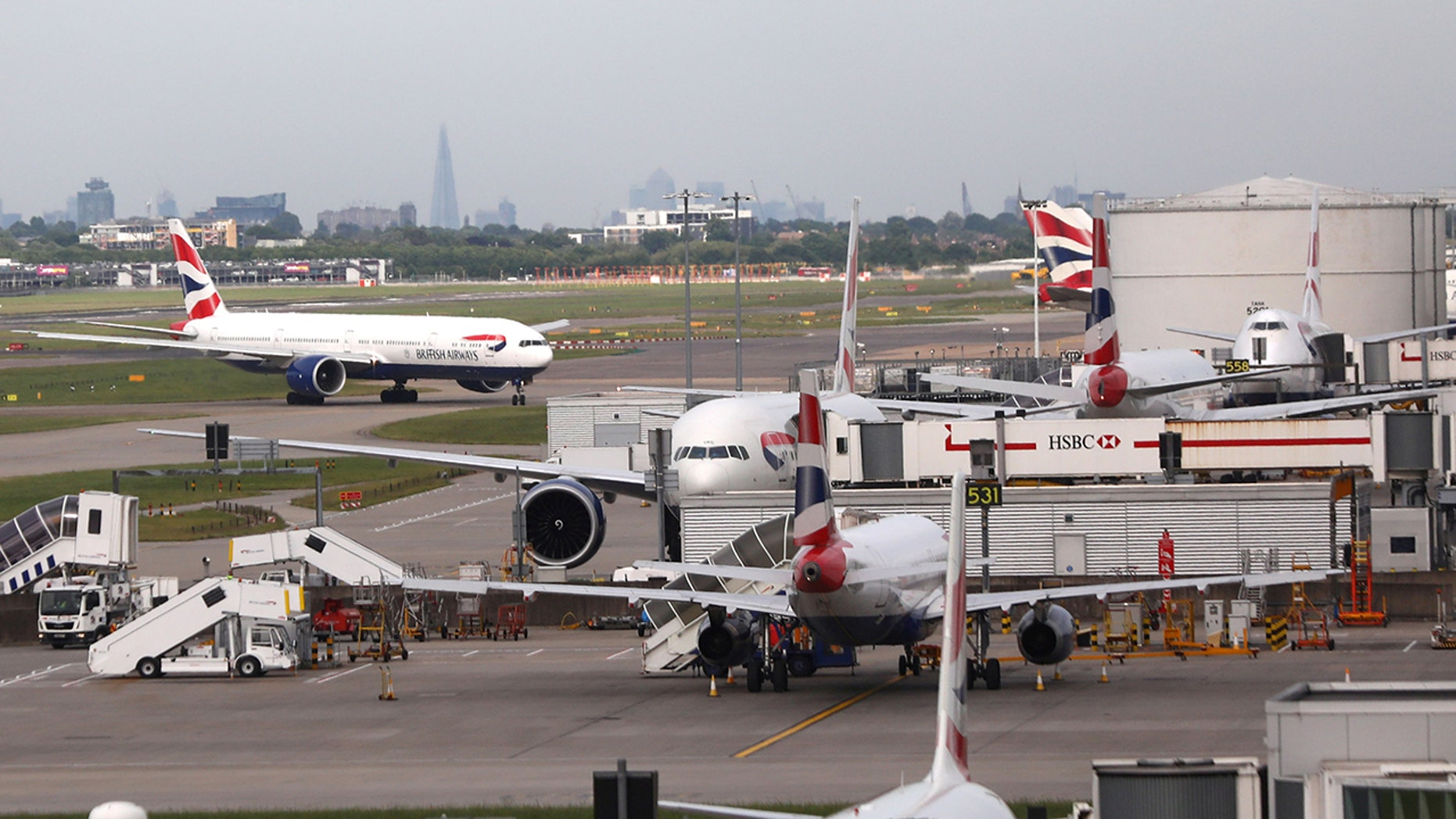 A British Airways flight attendant has reportedly accused a male crew member of raping her during an off-duty gathering in Singapore.