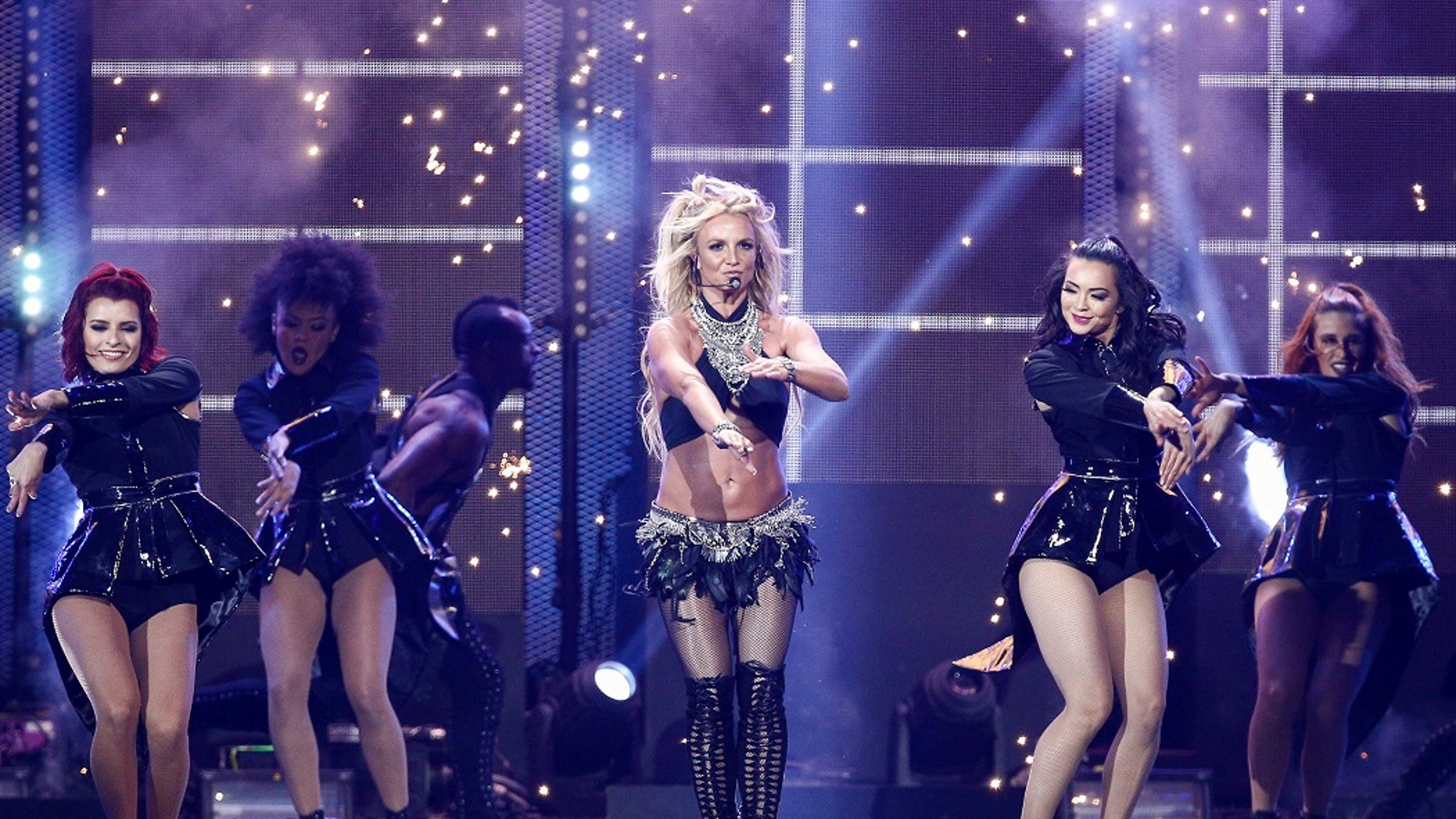 """Britney Spears fans wrote a petition asking Louisiana officials to replace Confederate monuments in New Orleans with statues of the """"Oops!... I Did it Again!"""" singer."""