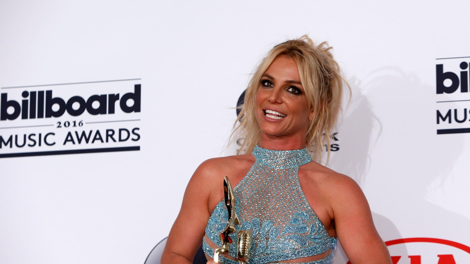 Britney Spears at the 2016 Billboard Awards.