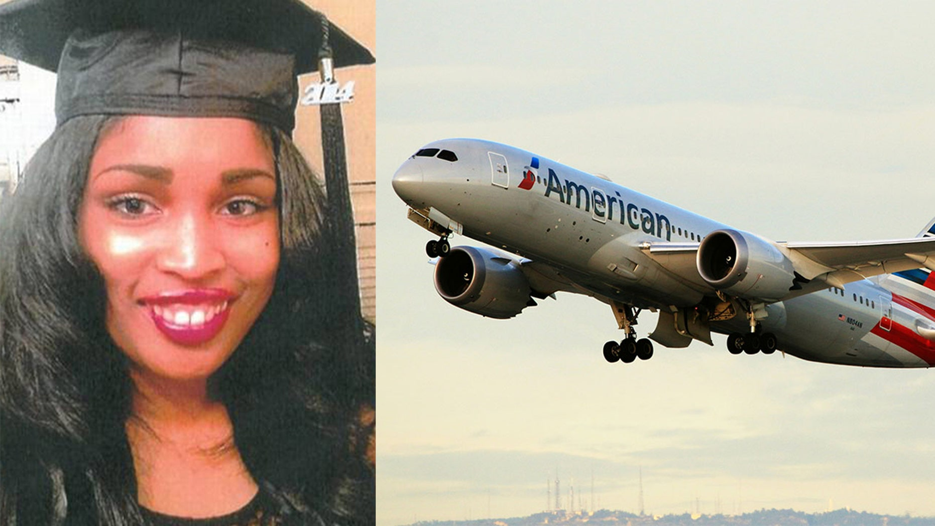 The family members of a 25-year-old woman who died after suffering a pulmonary embolism on an American Airlines flight say they never heard from the airline after the tragedy.
