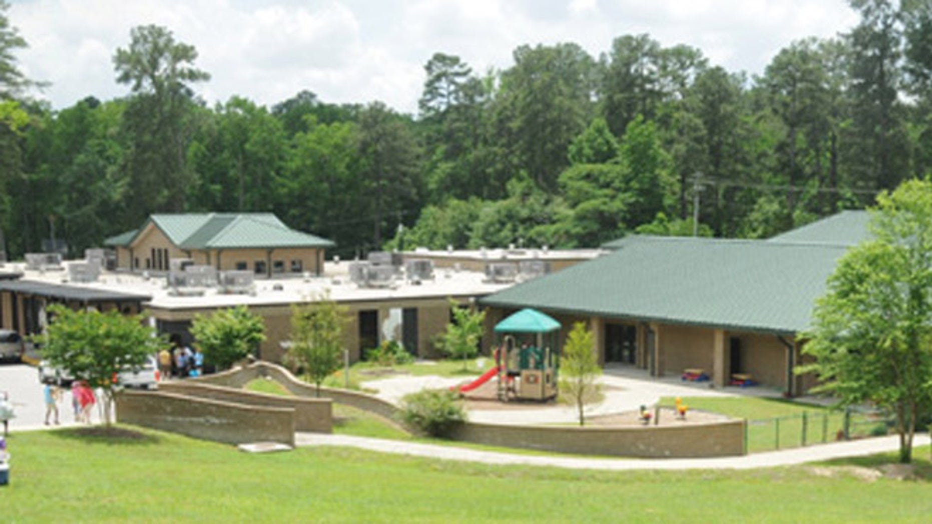 Brockman Elementary in Columbia, South Carolina.