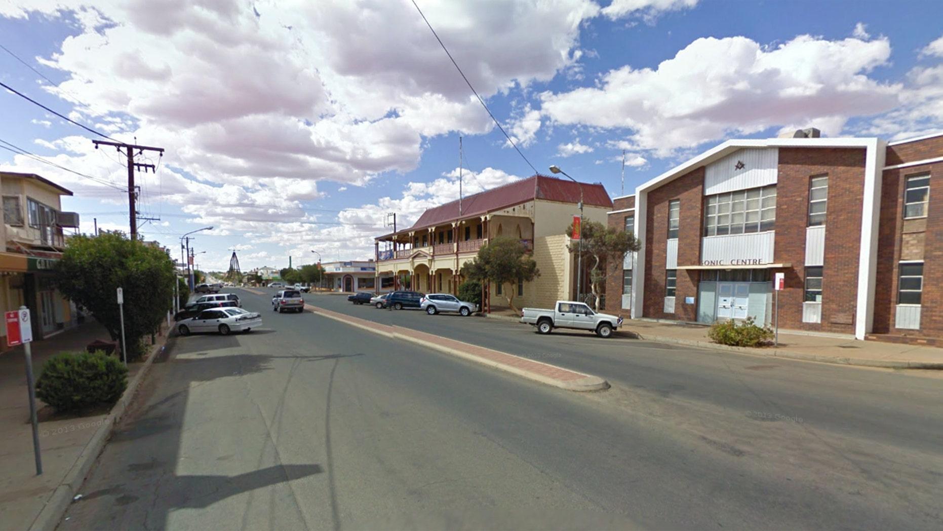Broken Hill, Australia.