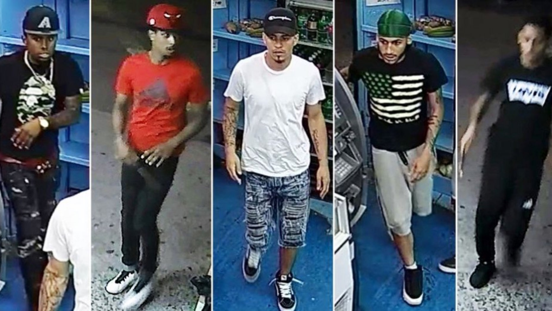 """New York police said they're seeking the public's help identifying a group of males believed to be connected to the """"brutal"""" stabbing that led to the death of a 15-year-old boy in the Bronx earlier this week."""
