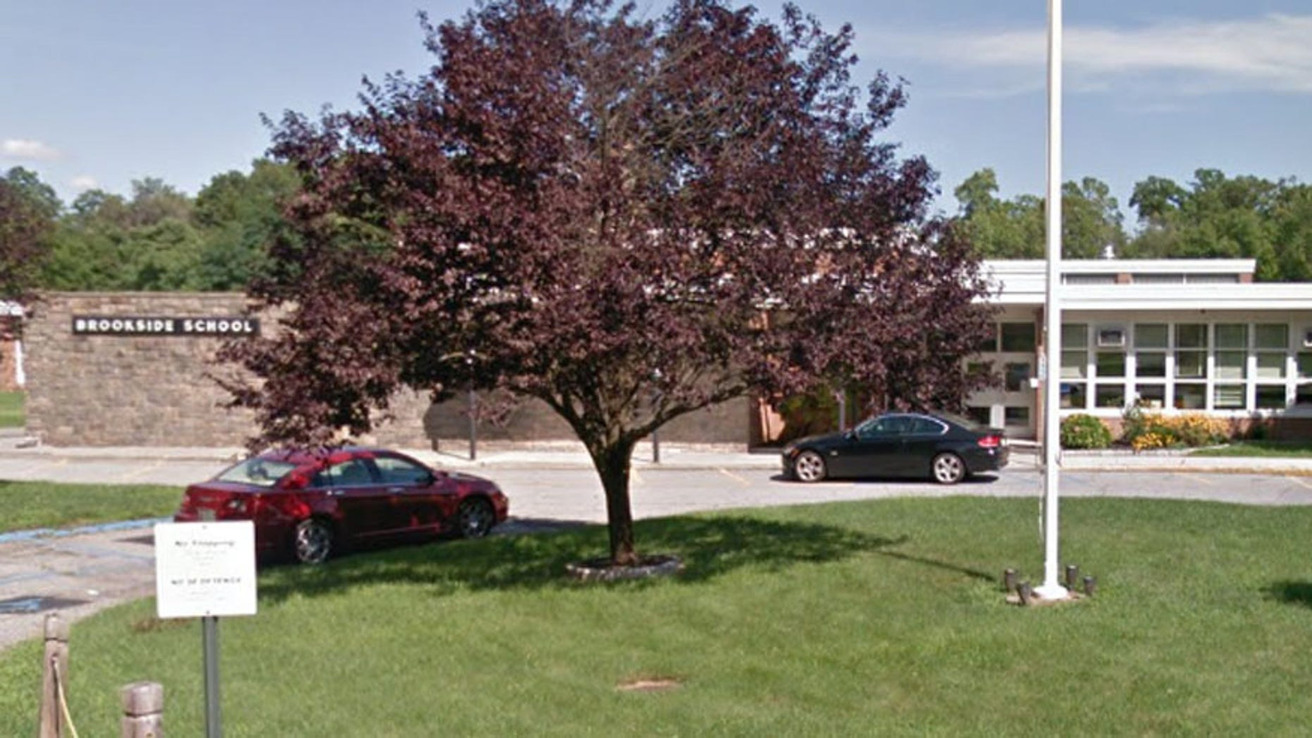 Brookside Elementary School in Ossining, N.Y.
