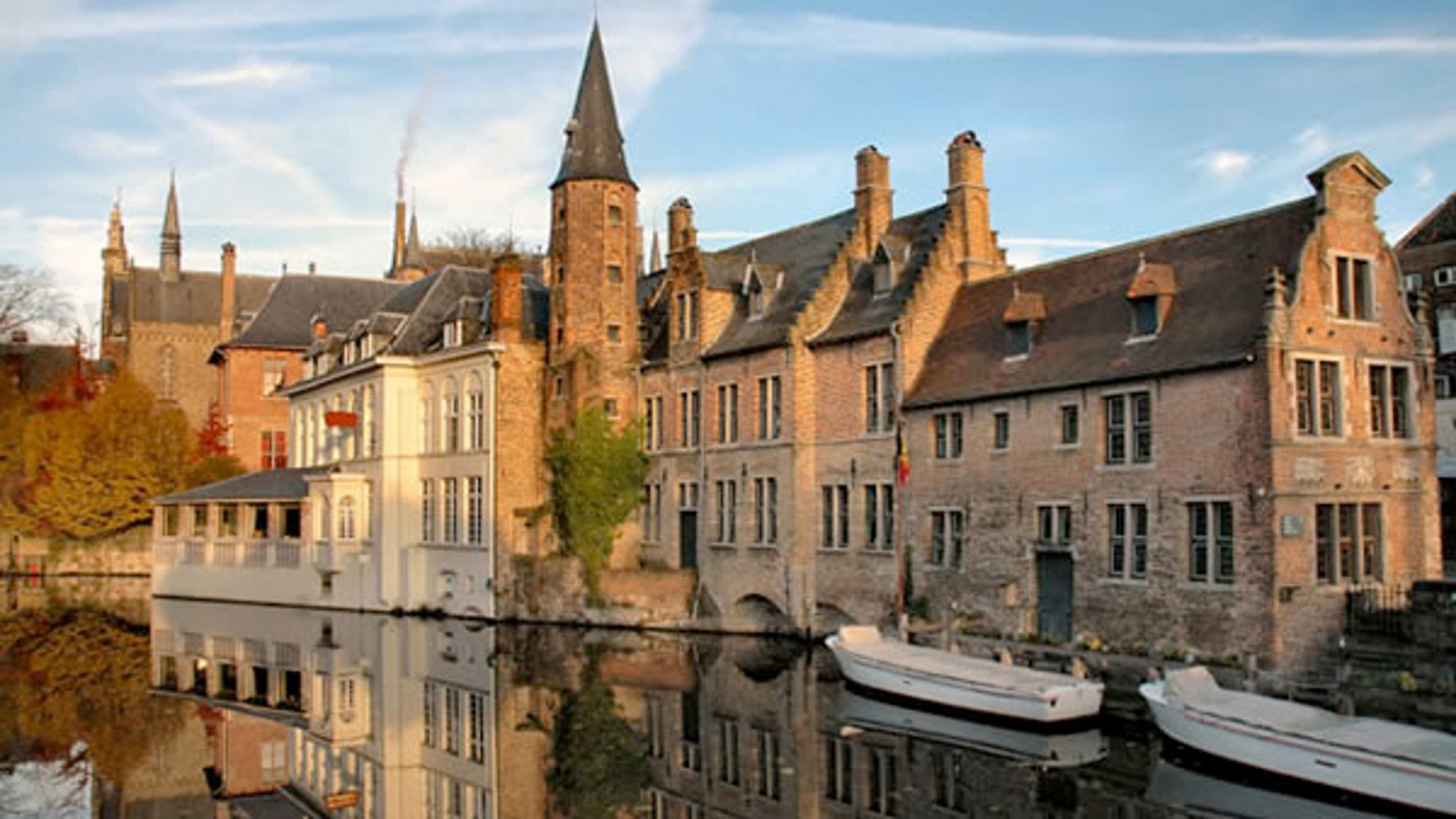 Historic De Halve Maan brewery in Belgium is building a beer pipeline to connect to a bottling factory two miles away.