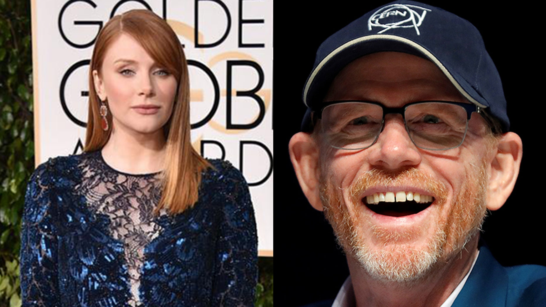 Bryce Dallas Howard opens up about being raised by famous father, Ron Howard.