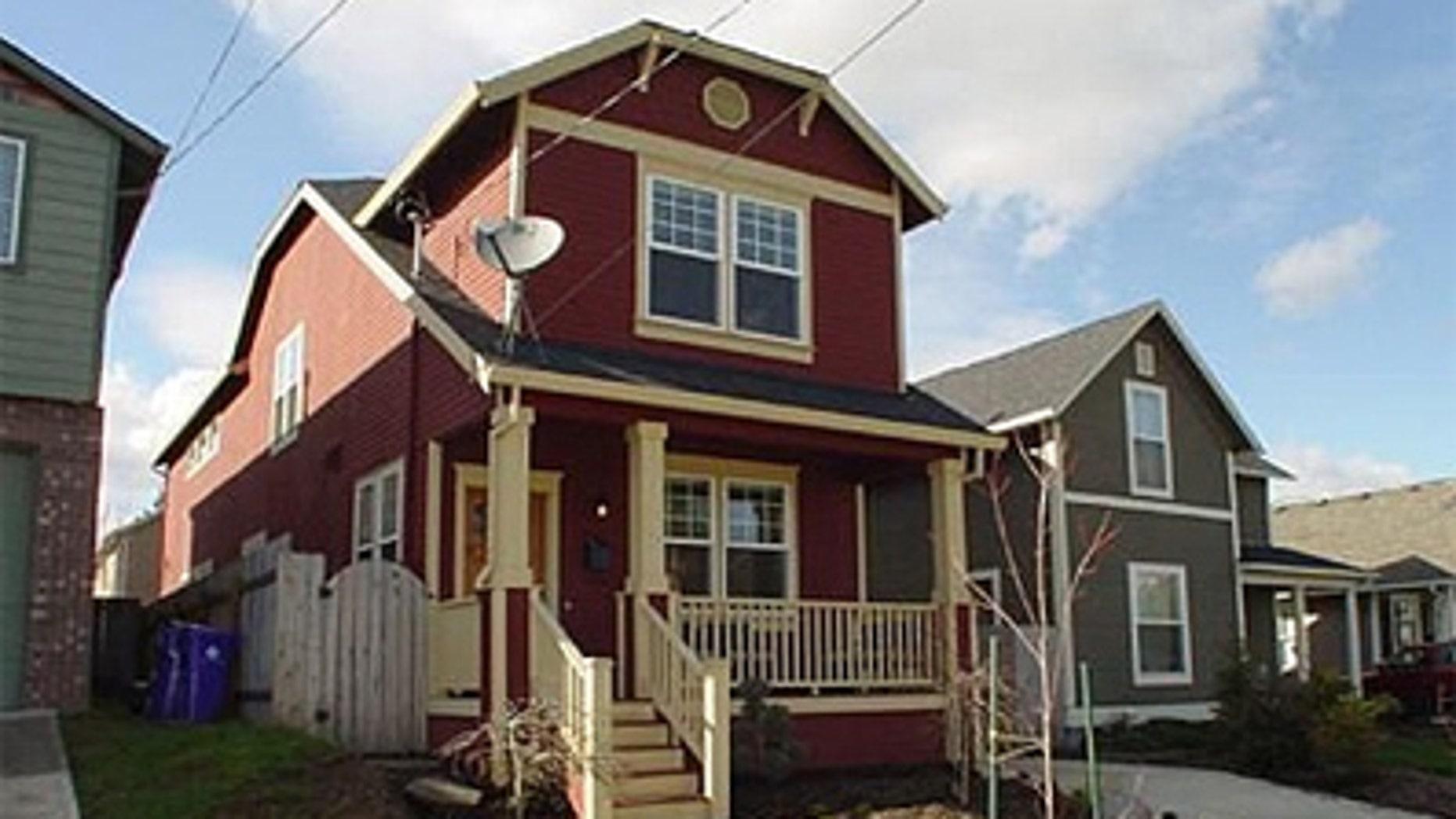 8549 N Polk Ave Portland, OR