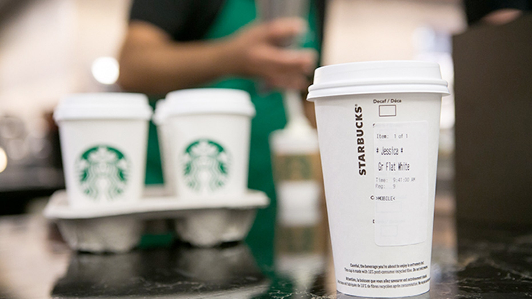 Starbucks is now processing more than 6 million Mobile Order and Pay transactions per month, the company said.