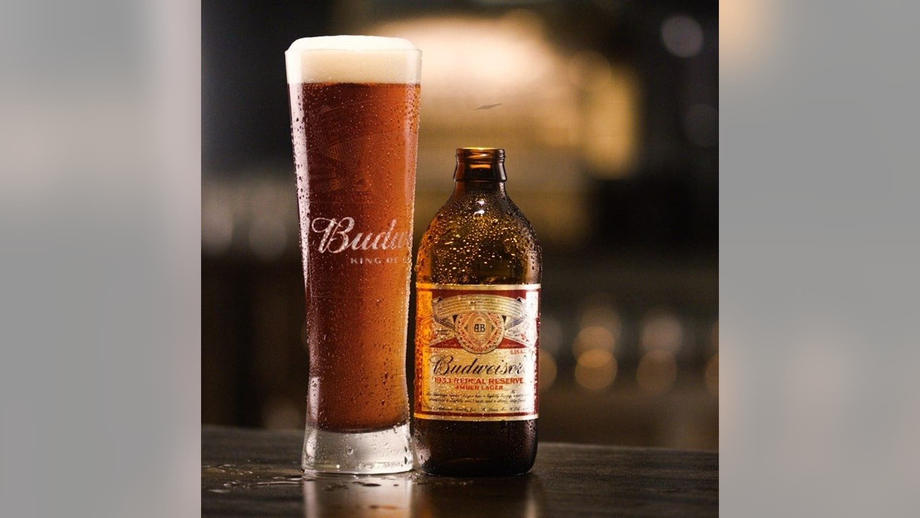 Budweiser is paying homage to one of Adolphus Busch's early recipes.