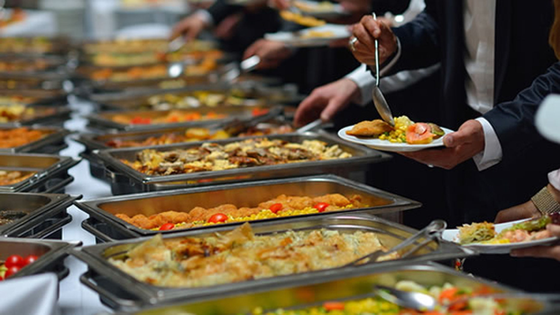 Muslim cleric, Saleh al-Fawzan, issued a fatwa against eating at all-you-can-eat buffets.
