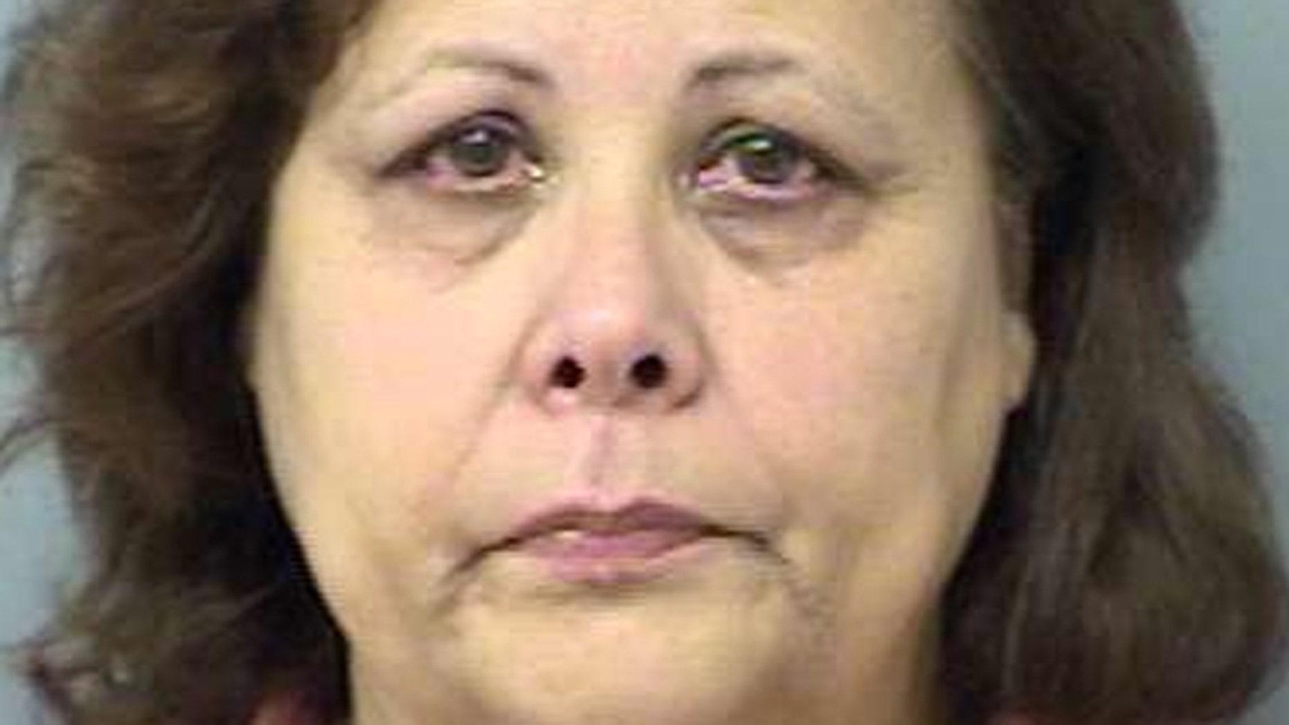 Ana Maria Moreta Folch allegedly had her neighbor's mobile home demolished.
