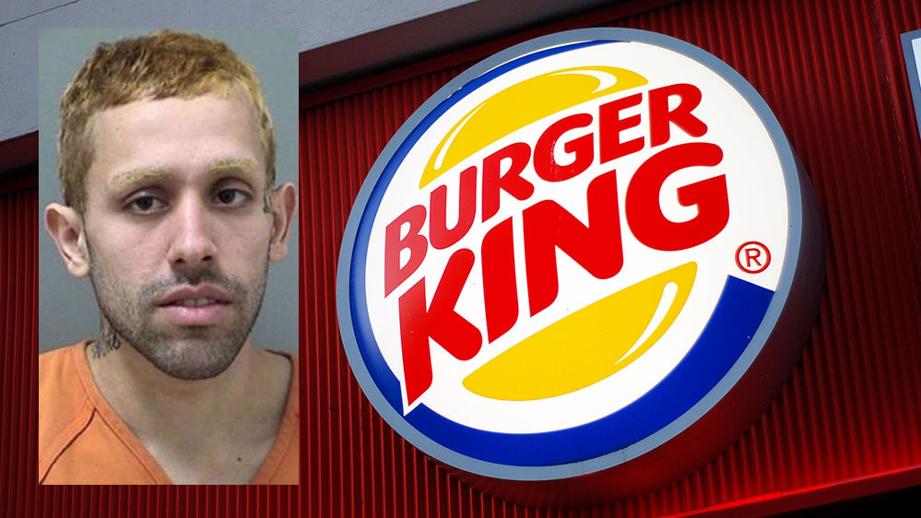 Jerry Mercado, 25, escaped from a prison in Enfield on Jan. 7, and stopped at Burger King before calling his mom for a ride out of town.