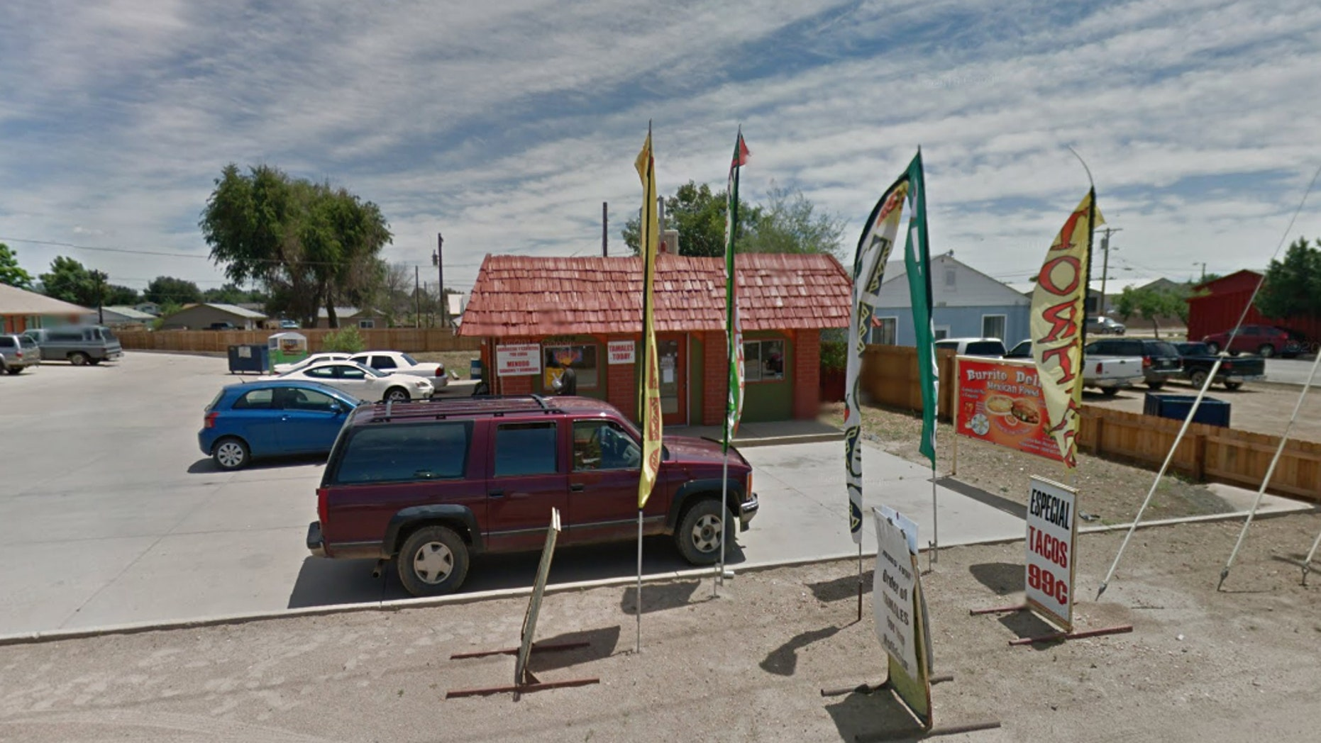 The Burrito Delight restaurant in Fort Lupton, as well as its other location in Dacono, have closed pending an investigation.
