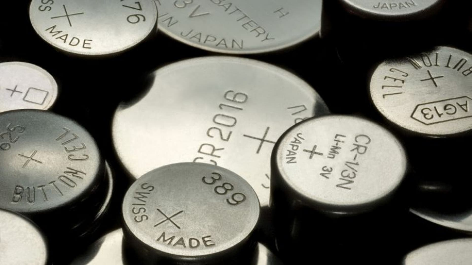 Image result for button batteries