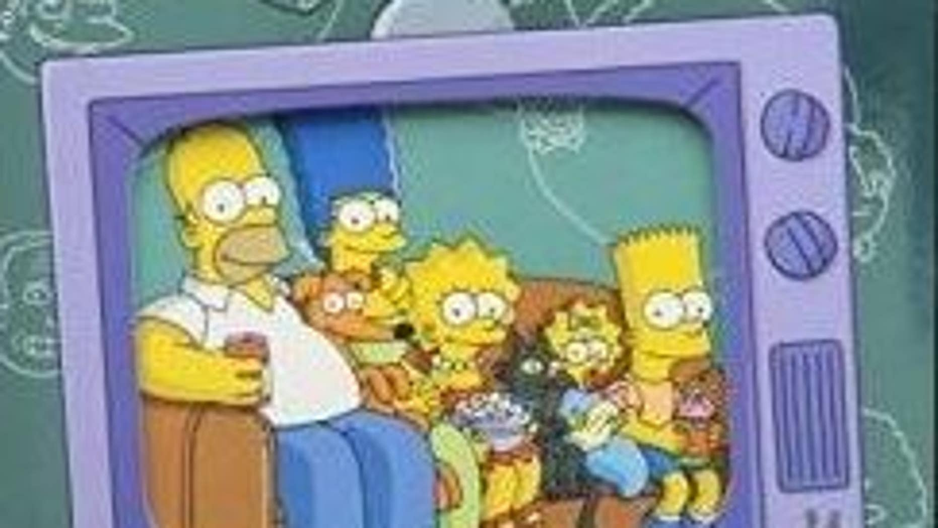 """Some people believe """"The Simpsons"""" have predicted which two teams will meet in this year's World Cup final."""