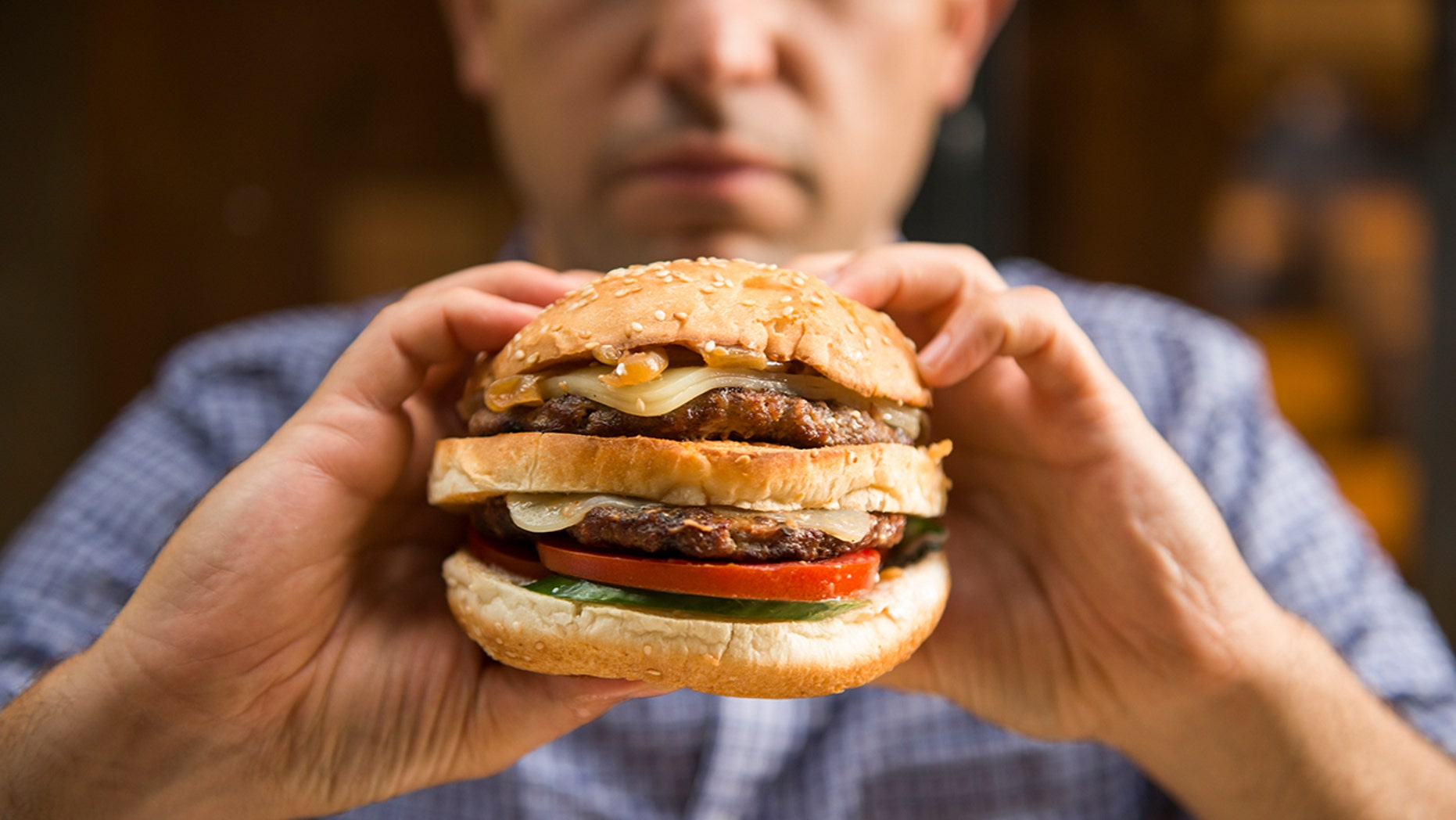 This state has more fast food restaurants than anywhere else in America.