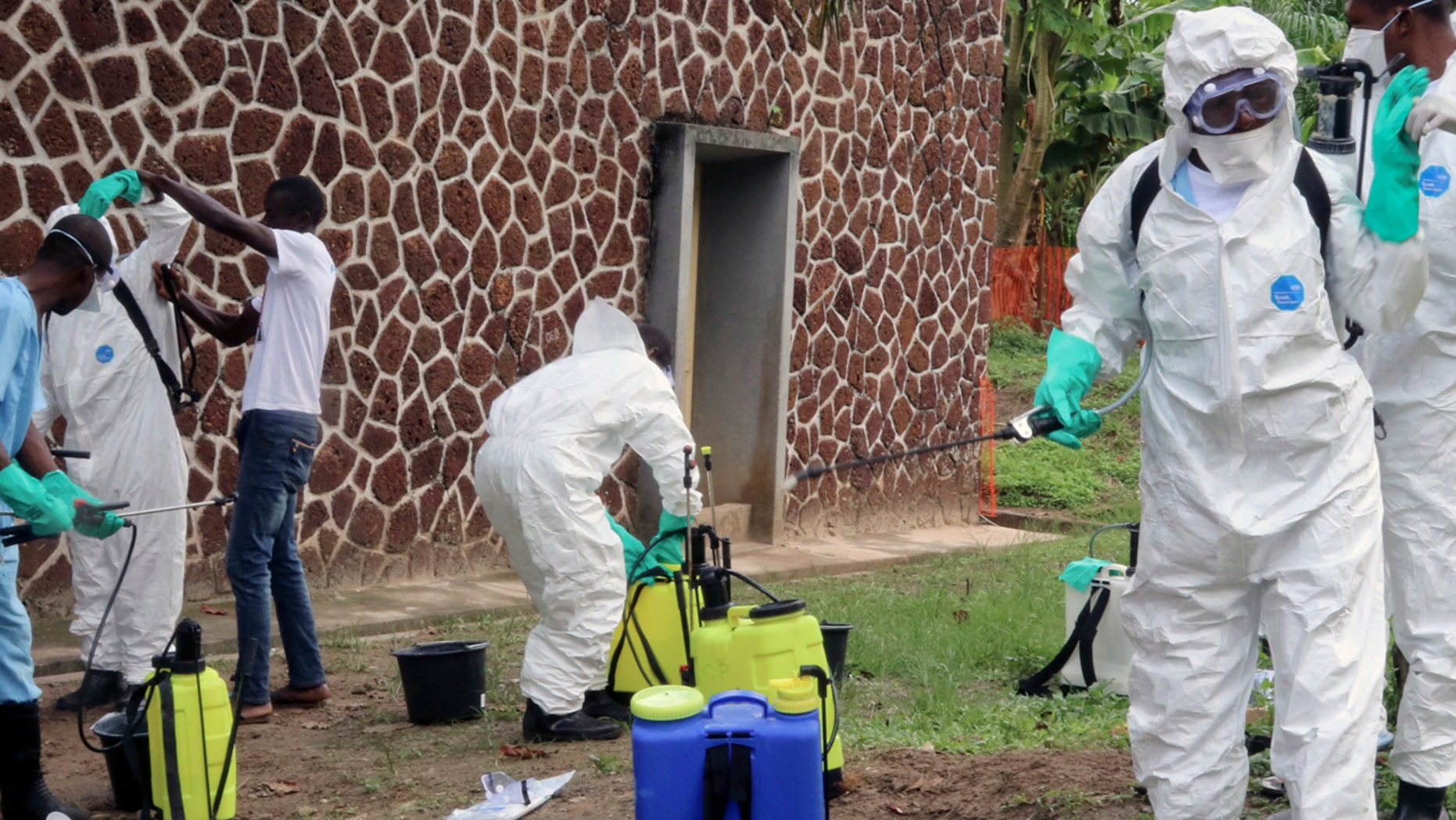 July 24: A man who helped treat Ebola sufferers in Congo is reportedly being held in isolation pending lab results. So far, tests have been negative.
