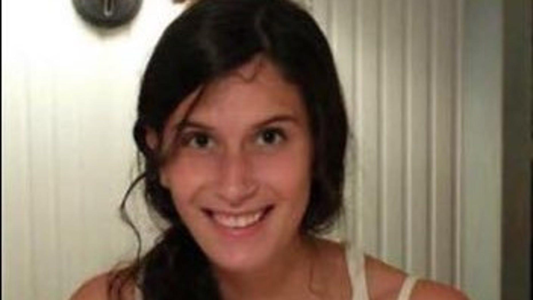 Catherine Johannet was found strangled near a Panama beach in February.