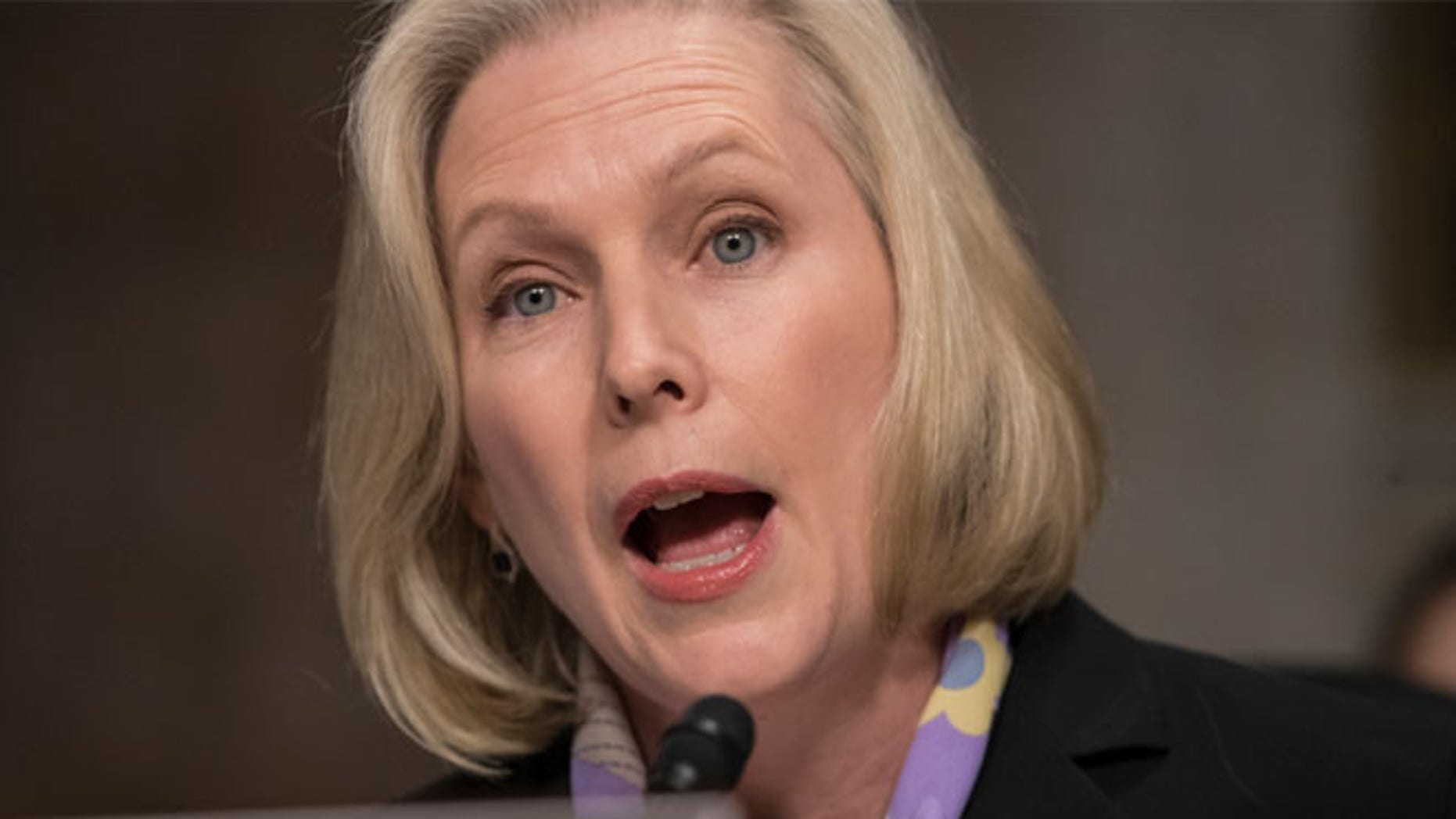 New York's Kirsten Gillibrand predicted that President Trump's pick for Supreme Court will be confirmed.