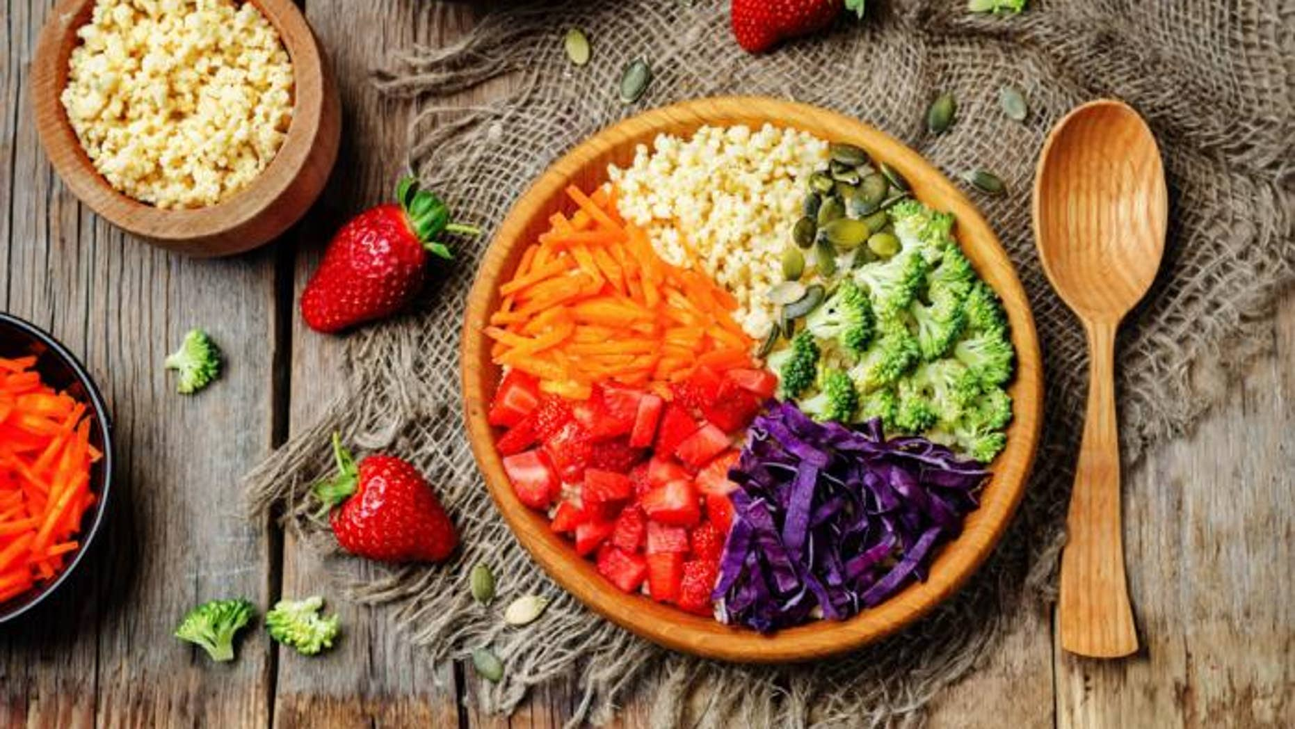 Vegans And Vegetarians May Think They Re Eating Healthy They Re