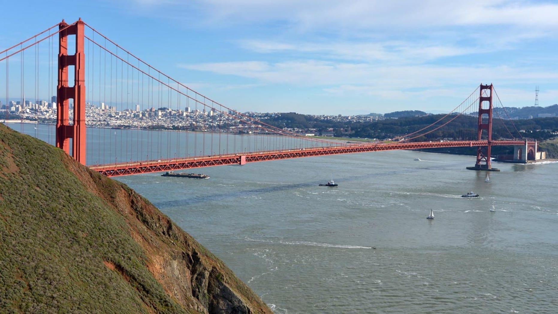 FILE 2016: An emergency alert raised eyebrows in San Francisco on Wednesday.
