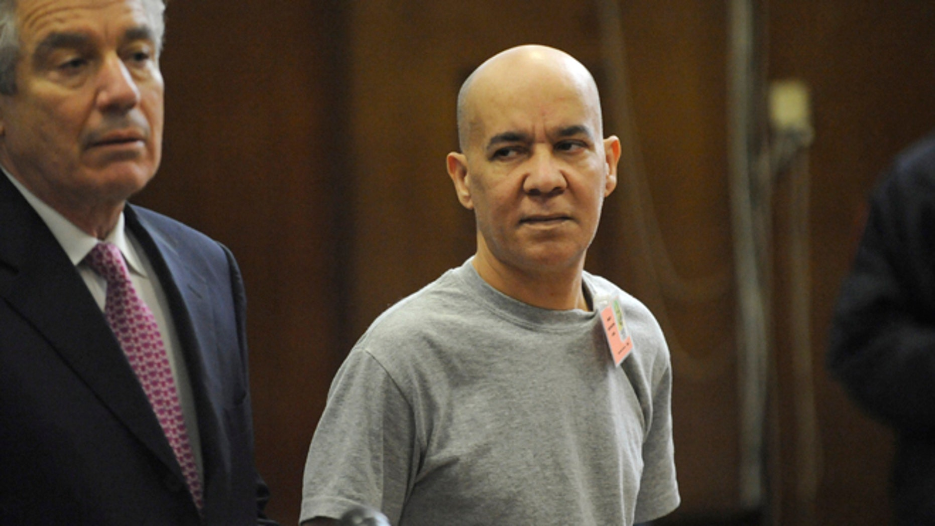 Pedro Hernandez in Manhattan criminal court in a Nov. 2012 file photo.