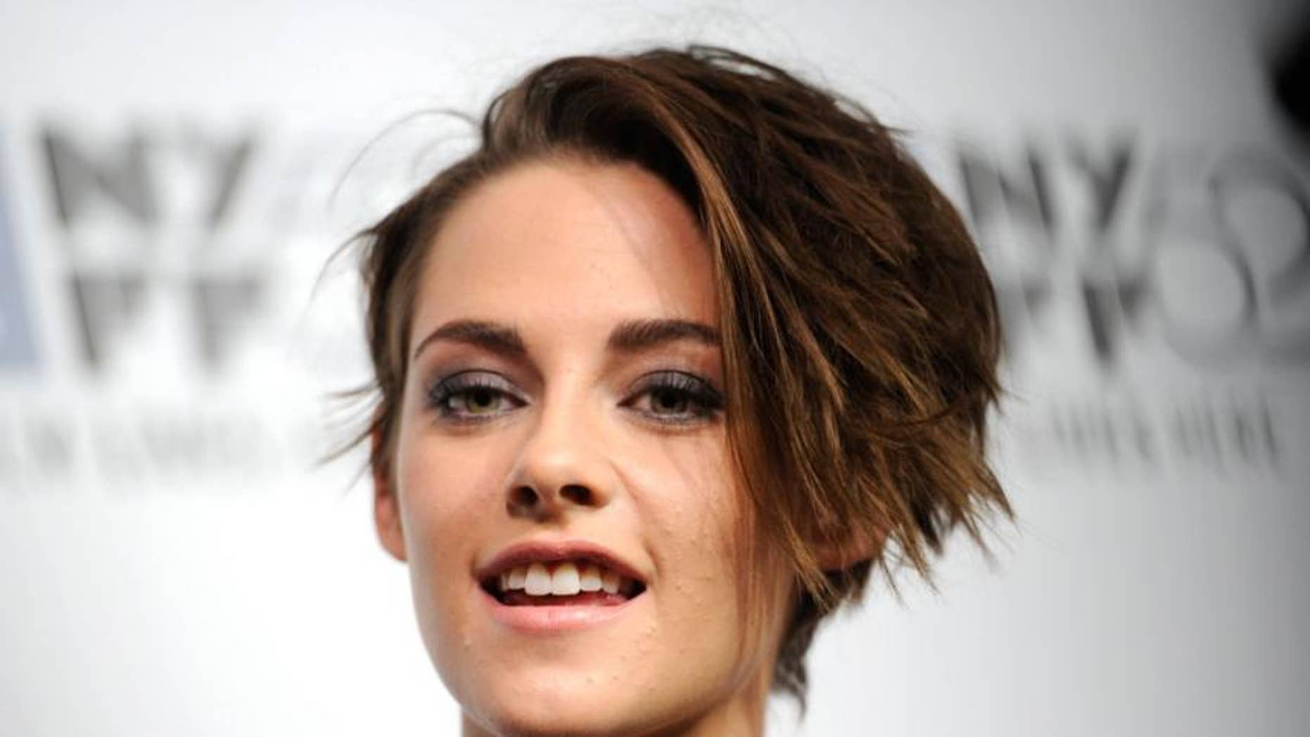 "At the screening of ""Clouds of Sils Maria"" during the 2014 New York Film Festival at Alice Tully Hall in New York City."