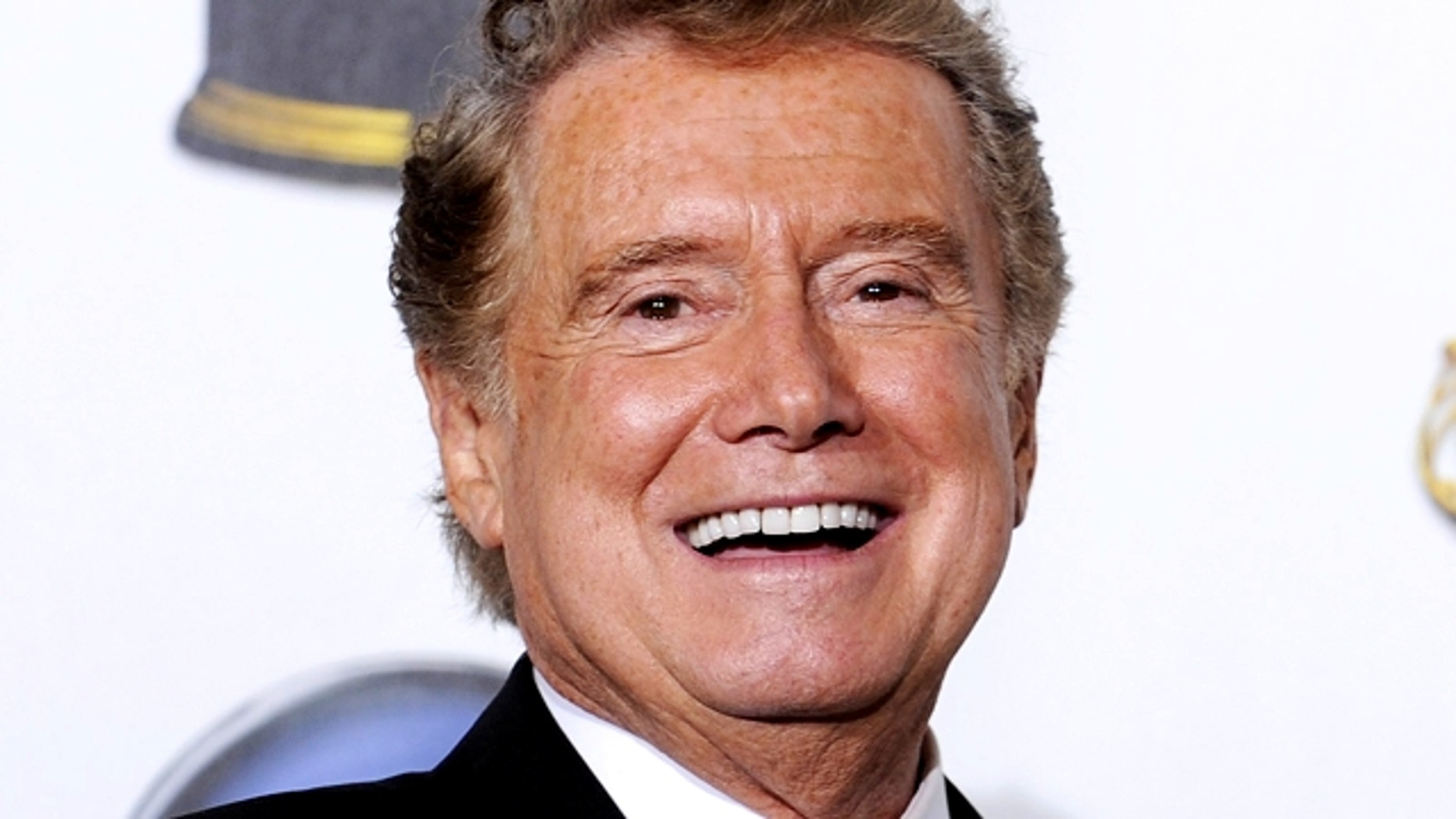 Regis Philbin. (Reuters)