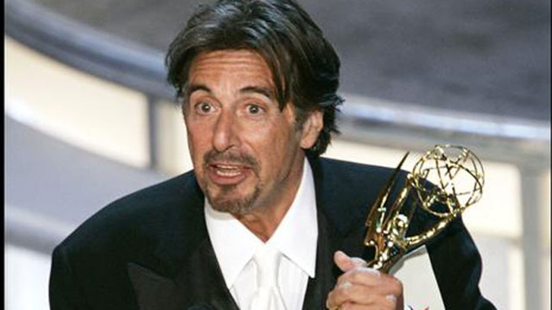 Al Pacino (AP FILE)