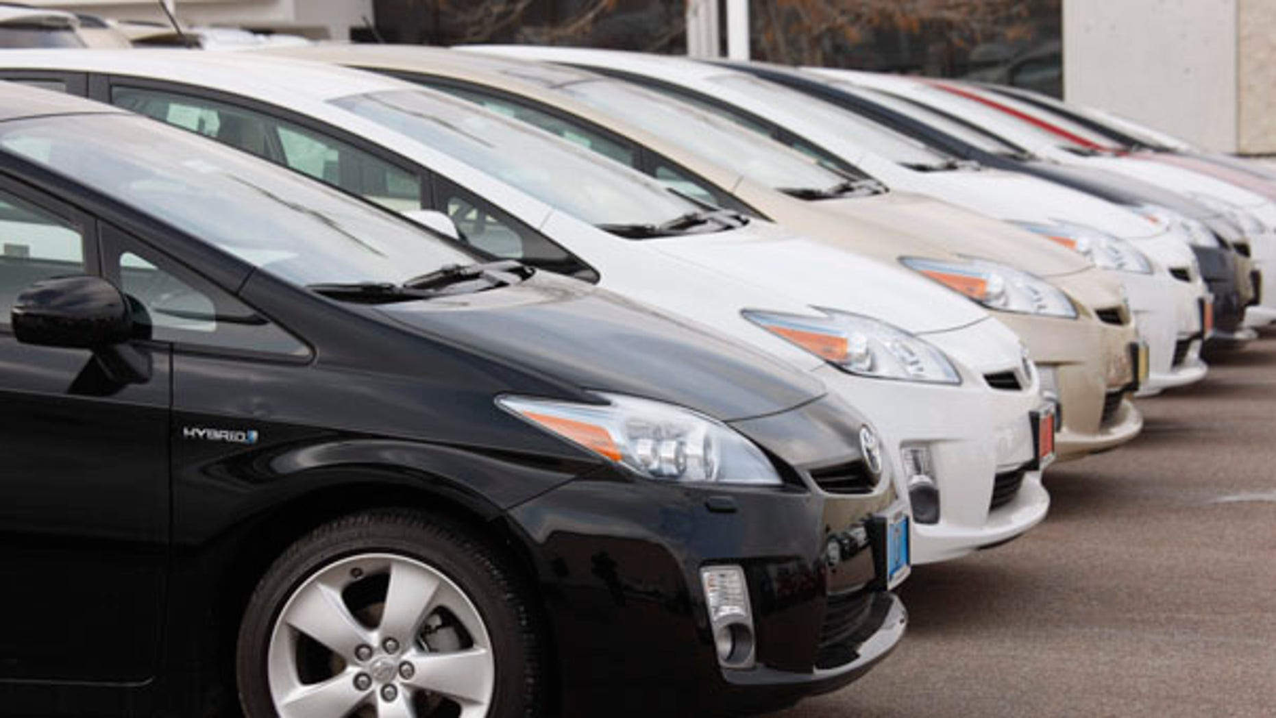 A Department of Transportation analysis found that in the dozens of accidents involving Toyota vehicles that had been blamed on sudden acceleration, the brakes were not engaged at all.