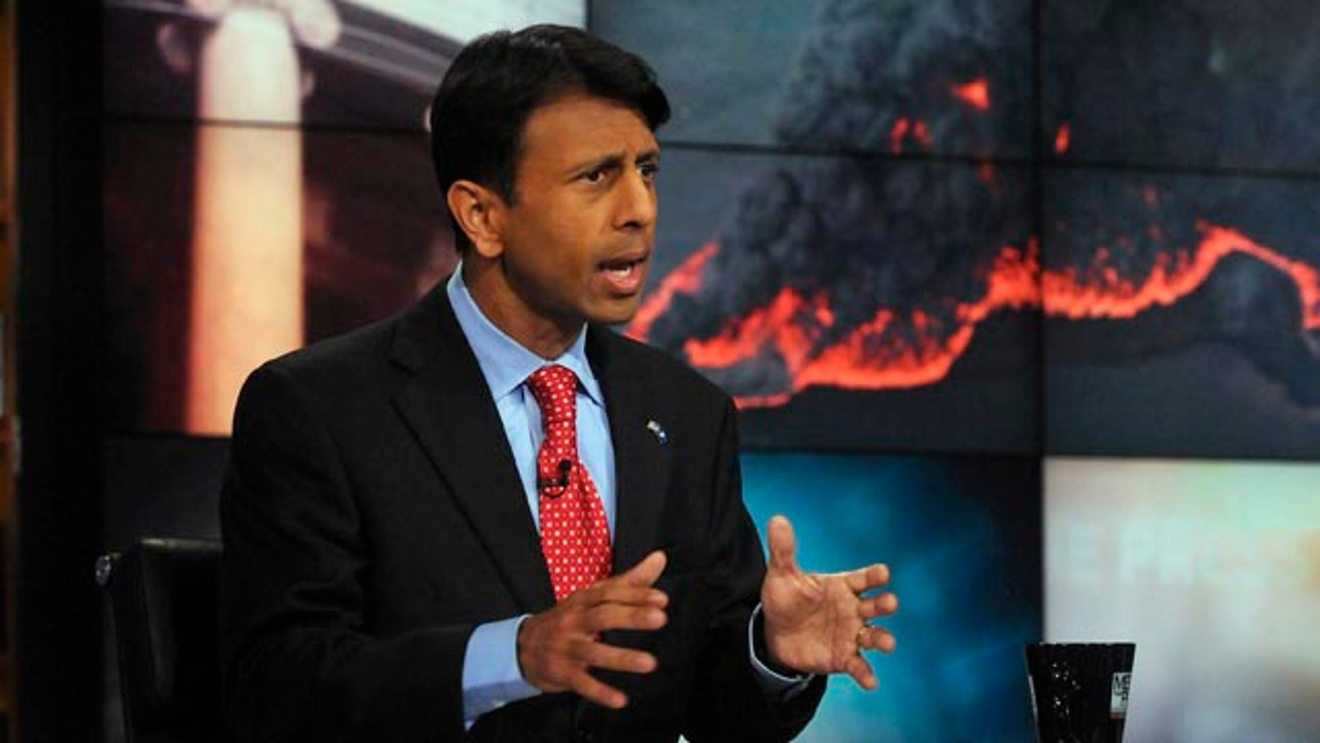 Louisiana's Republican Gov. Bobby Jindal.