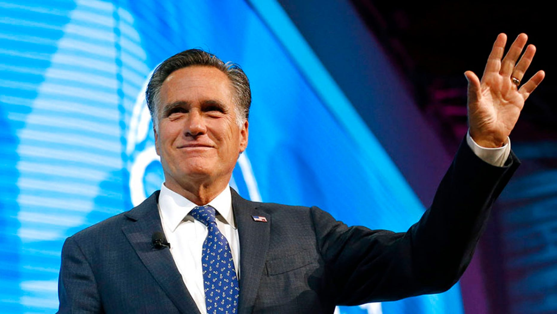 Mitt Romney is expected to announce his bid for the Senate on Friday.