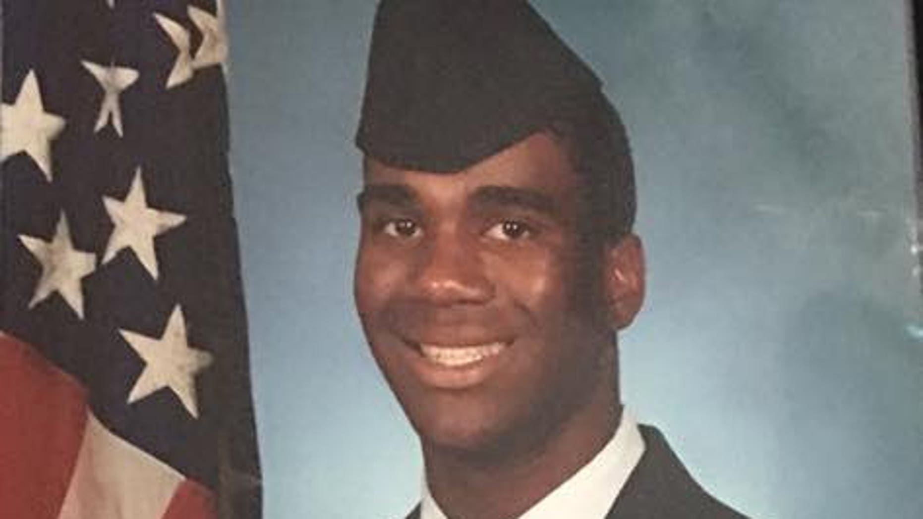 The Air Force veteran, Devin Wilson, was shot and killed over the weekend, his family said.