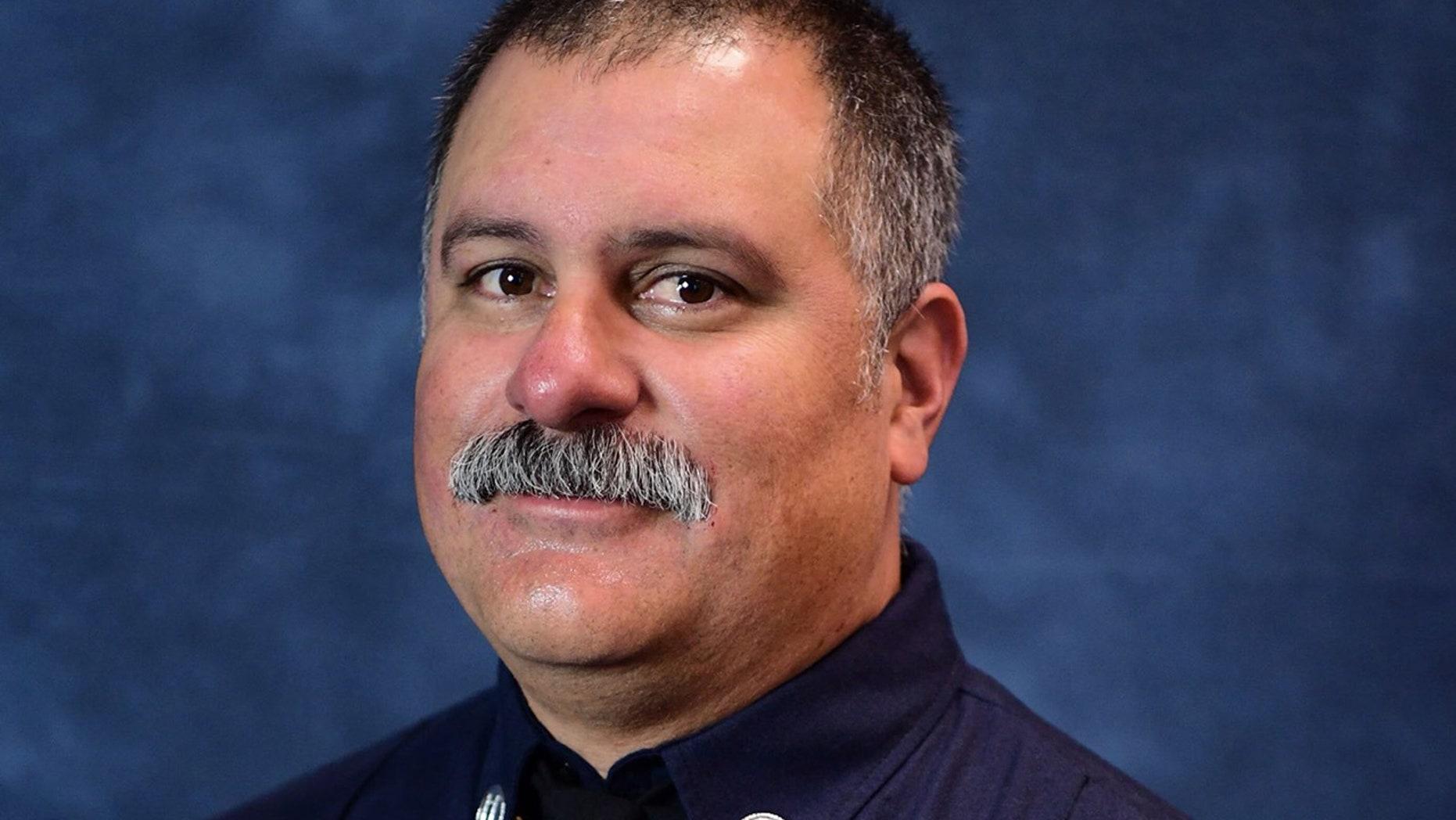 Long Beach Fire Department Capt. Dave Rosa was a 17-year veteran.