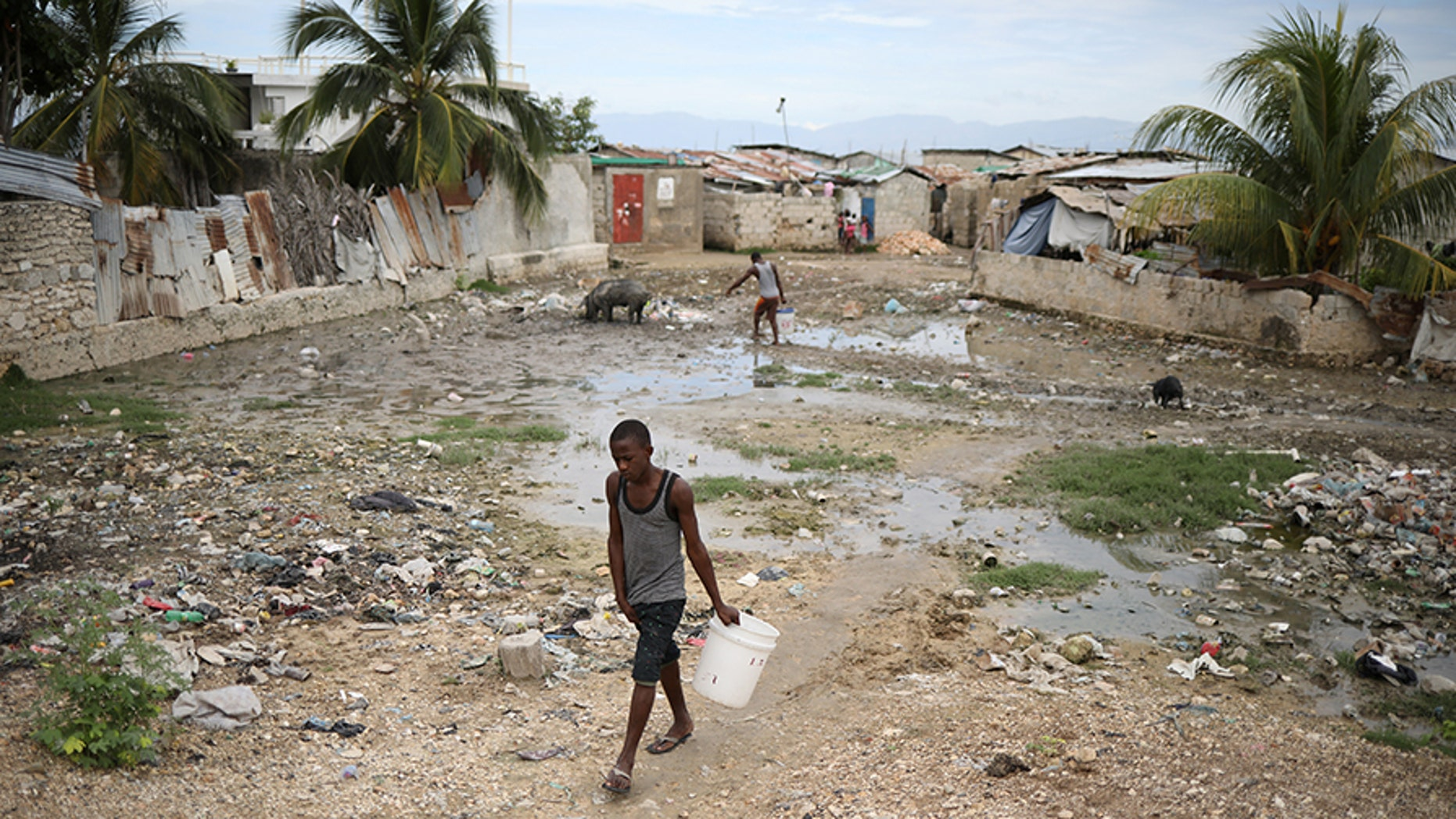 The Trump administration announced on Monday an end to a temporary residency program enacted in 2010 for Haitians after a major earthquake hit the island nation.