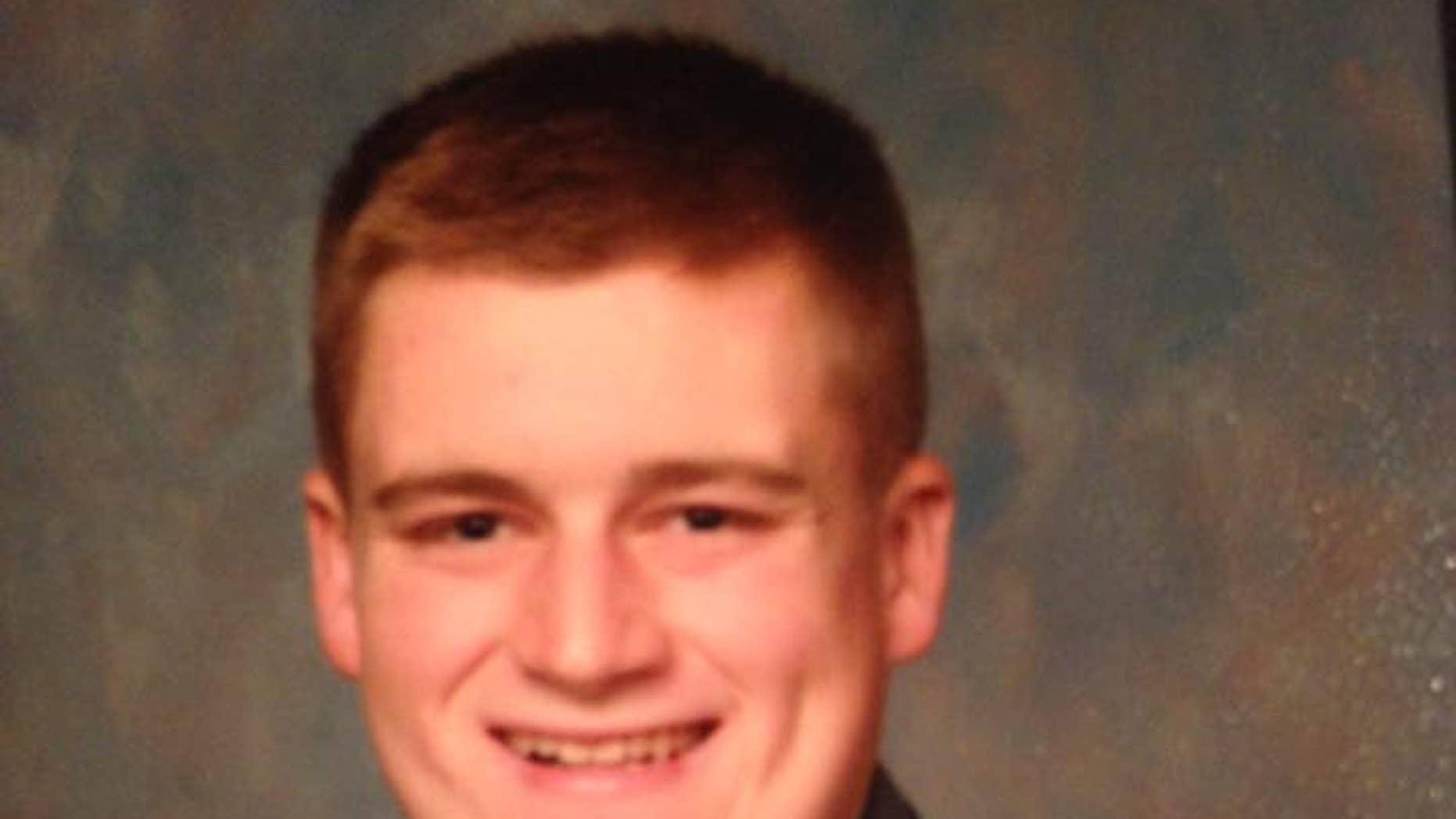 Cadet Tom Surdyke Memorial Fund