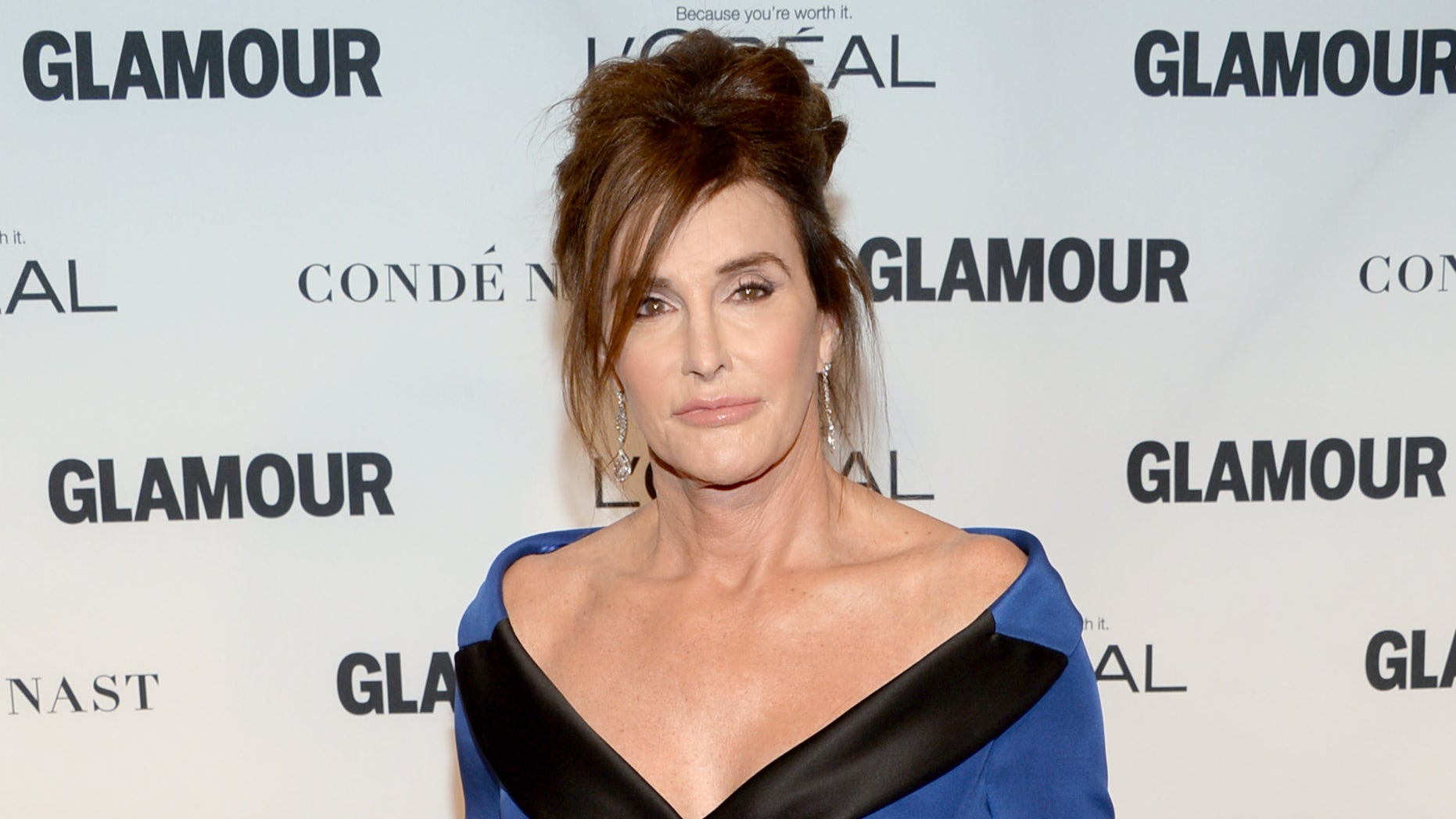 Nov. 9, 2015. Caitlyn Jenner attends the 25th annual Glamour Women of the Year Awards at Carnegie Hall in New York.