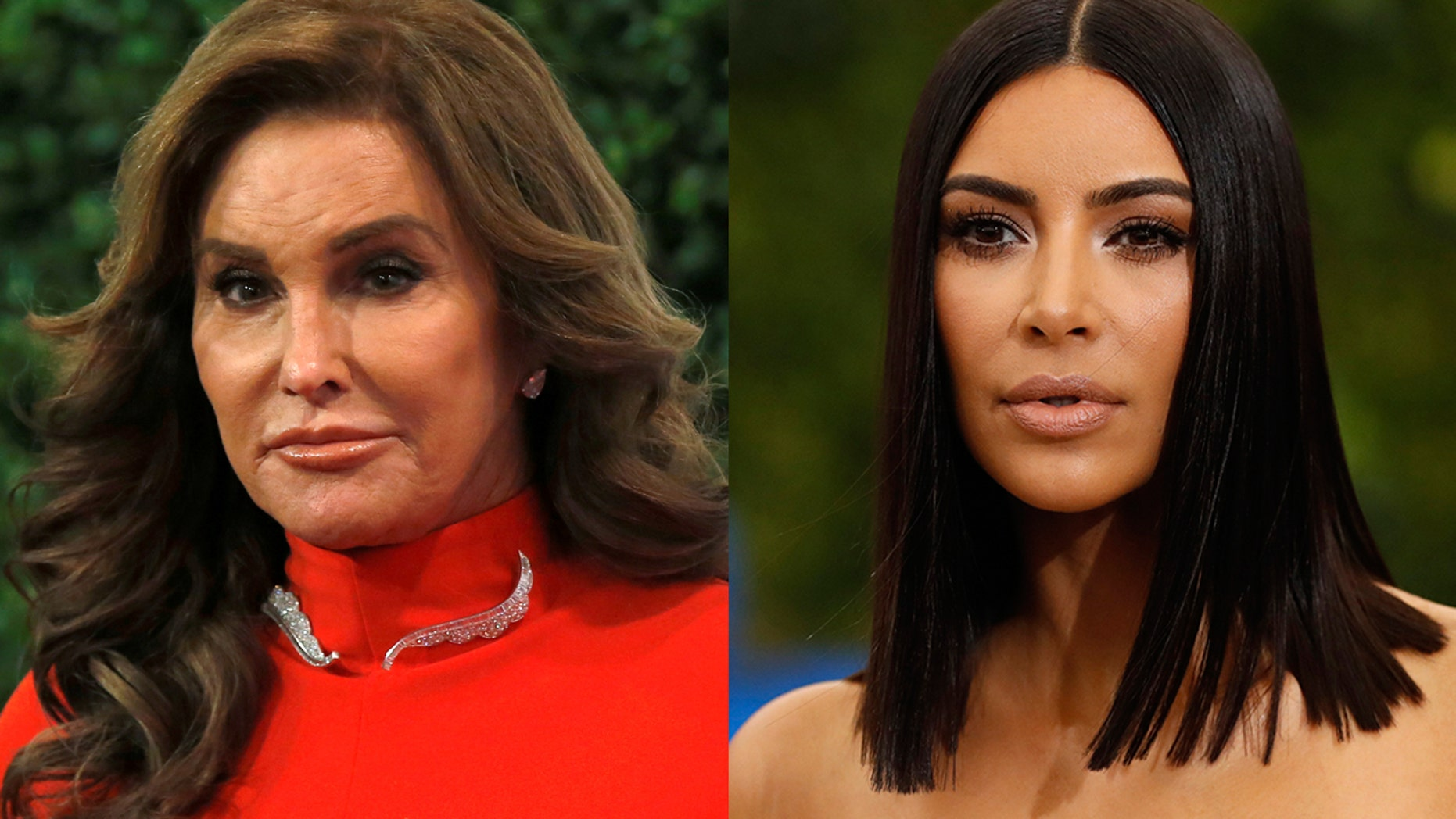 Followers wonder why Kim Kardashian shared an old picture of Caitlyn Jenner prior to her transition on Instagram.