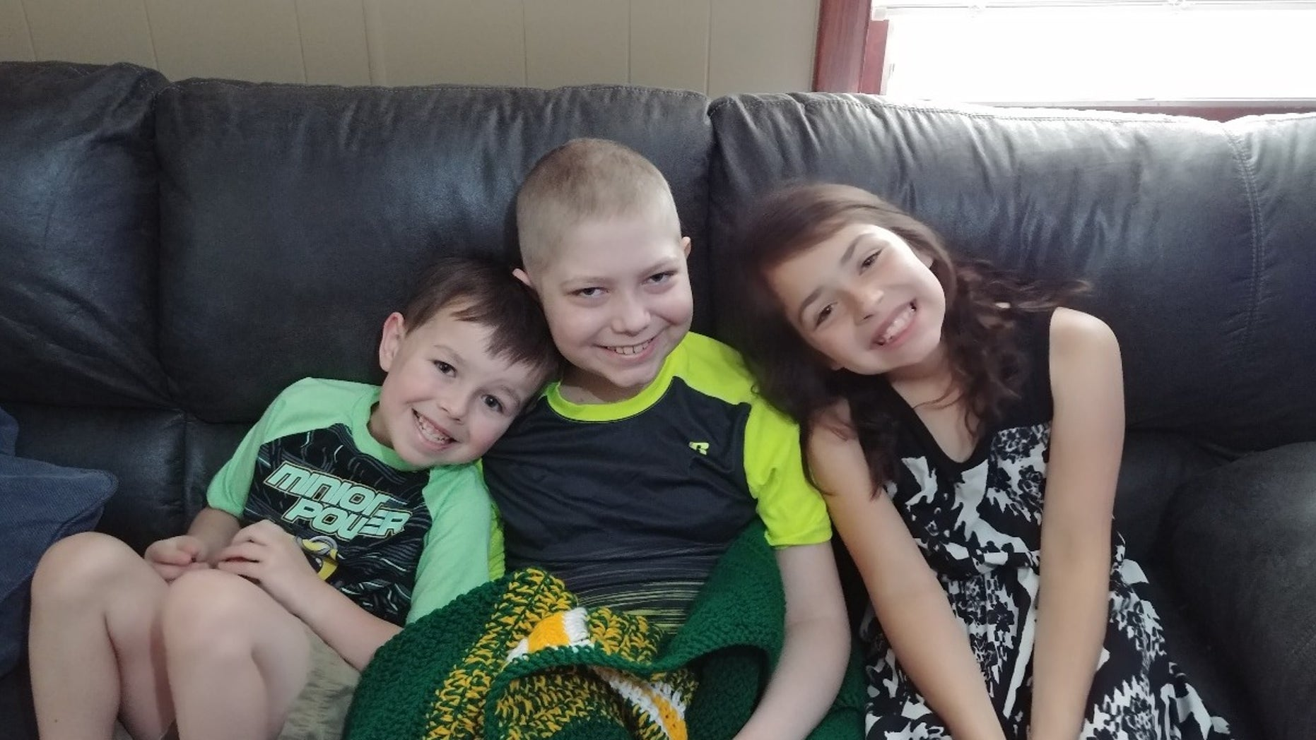 Caleb Hammond, who was diagnosed with leukemia in 2017, has been an avid racing fan since he was a toddler.