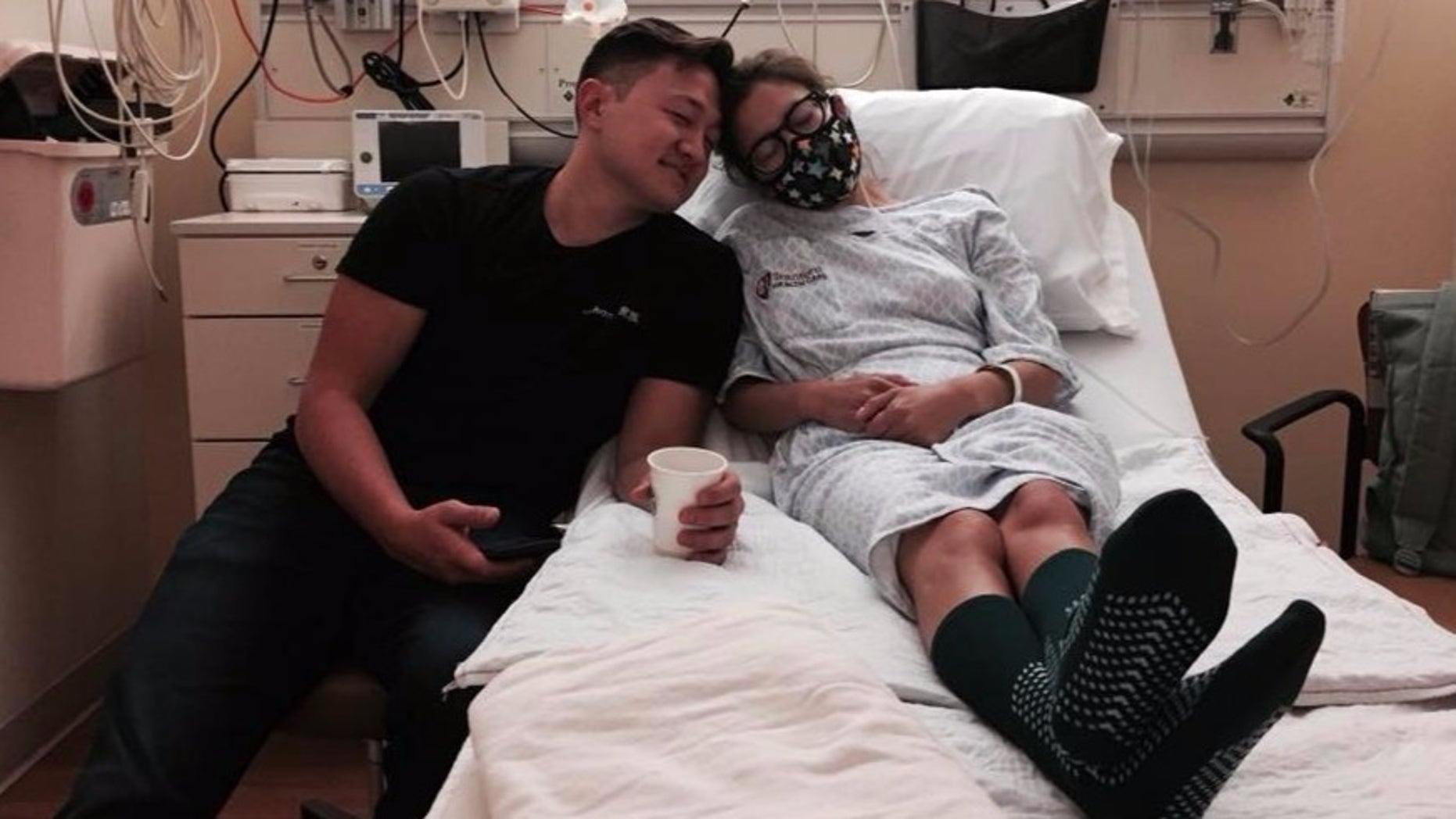 Friends started a GoFundMe page for the pair and hope to send them to Hawaii, which Haber's doctors OK'd with the promise of an on-call medical team.