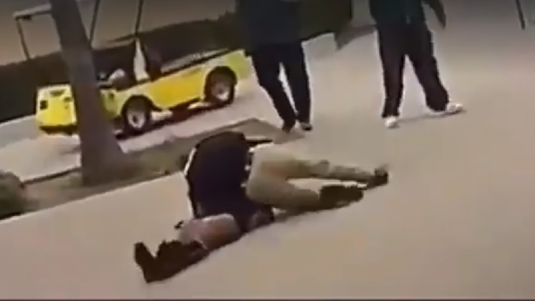 The La Mesa Police Department is conducting a review after a video surfaced appearing to show an on-campus officer slamming a California high school student to the ground.