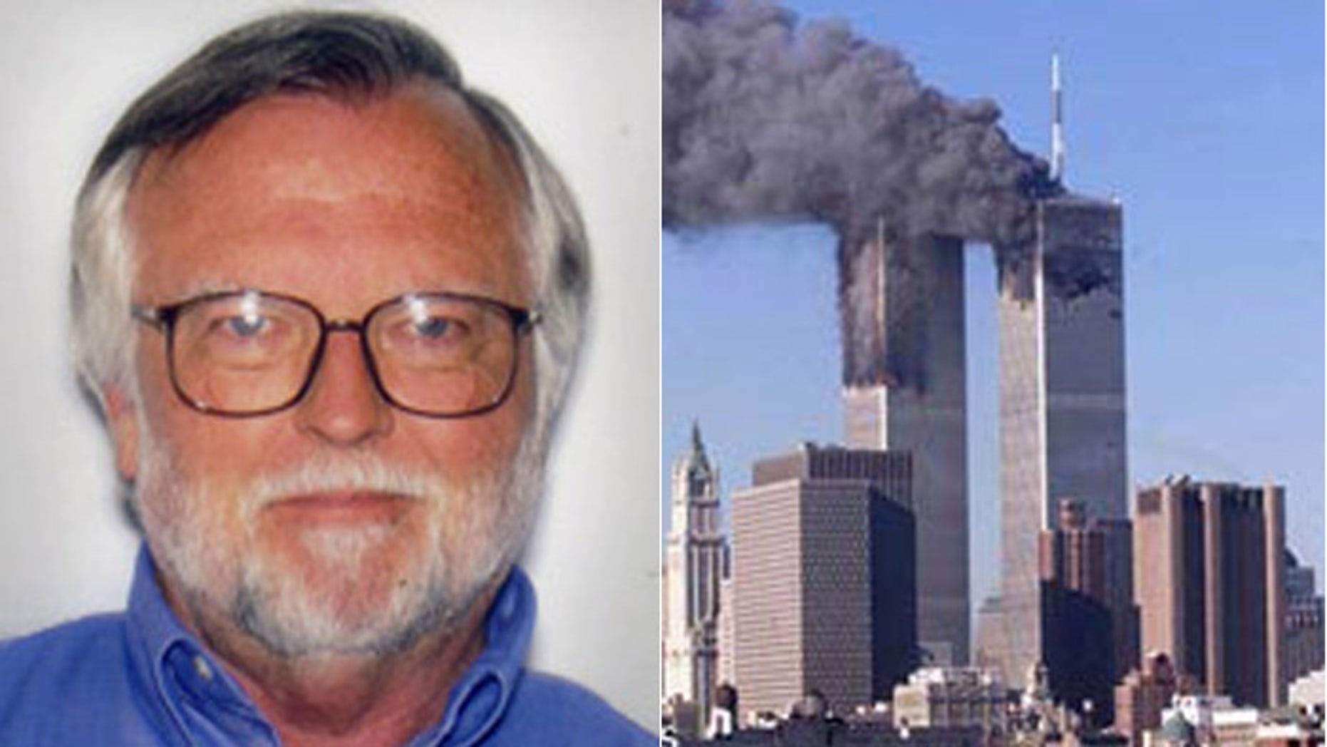 California Polytechnic State University, San Luis Obispo, lecturer Emmit Evans tells students Usama Bin Laden, mastermind of the 9/11 attacks, was trying to free his people from a Saudi regi8me propped up by the U.S.