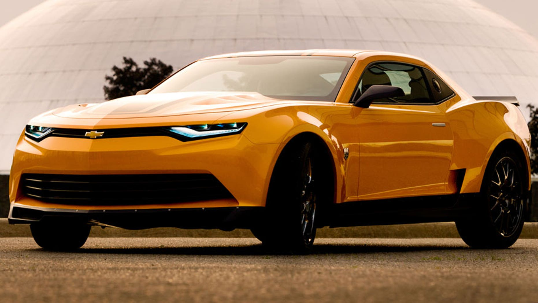 """Bumblebee from """"Transformers: Age of Extinction"""""""