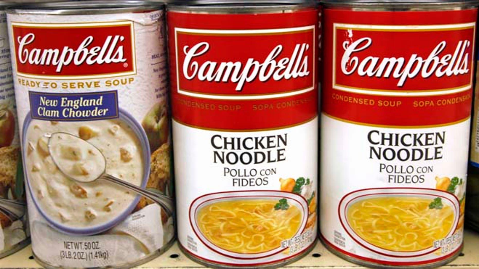 Food Fight Alabama Principal Seeks Cans Of Food To Defend Against